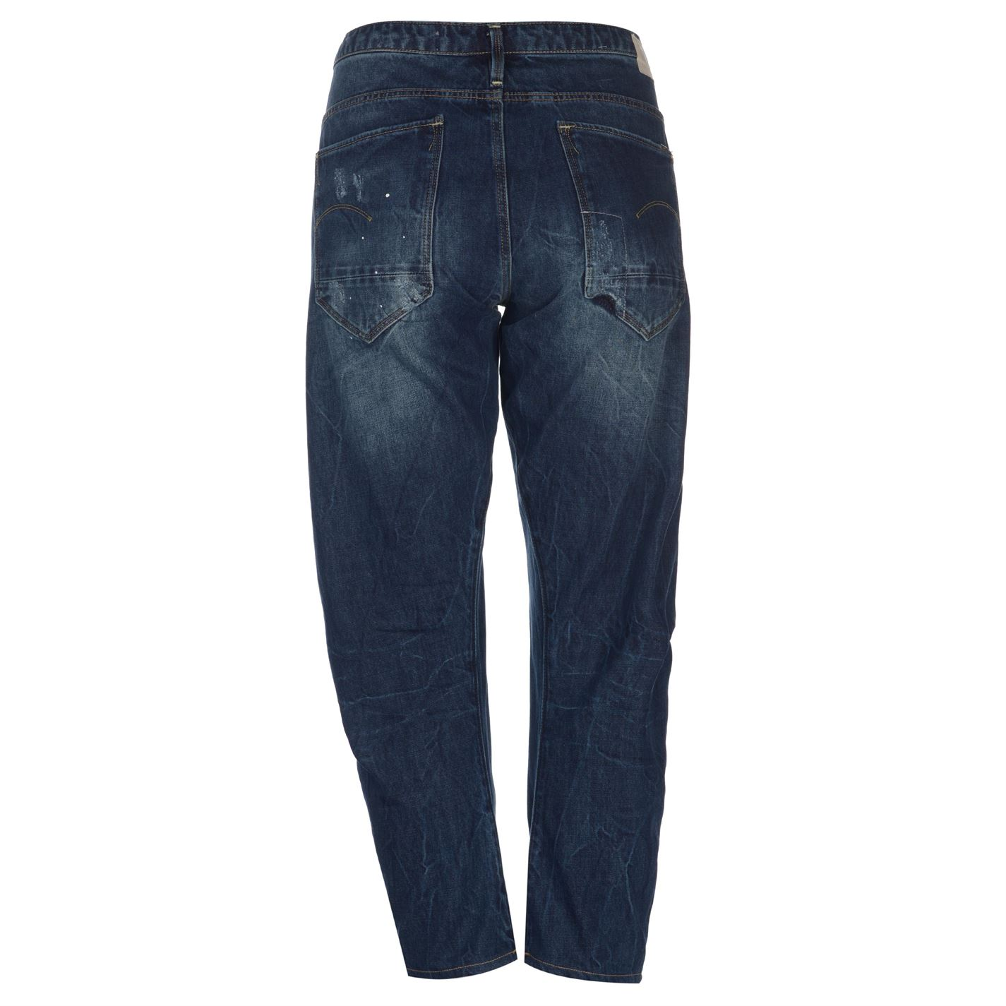 f0ba792e5a3 G Star Womens Arc 3D Button Low Boyfriend Jeans Straight Pants ...