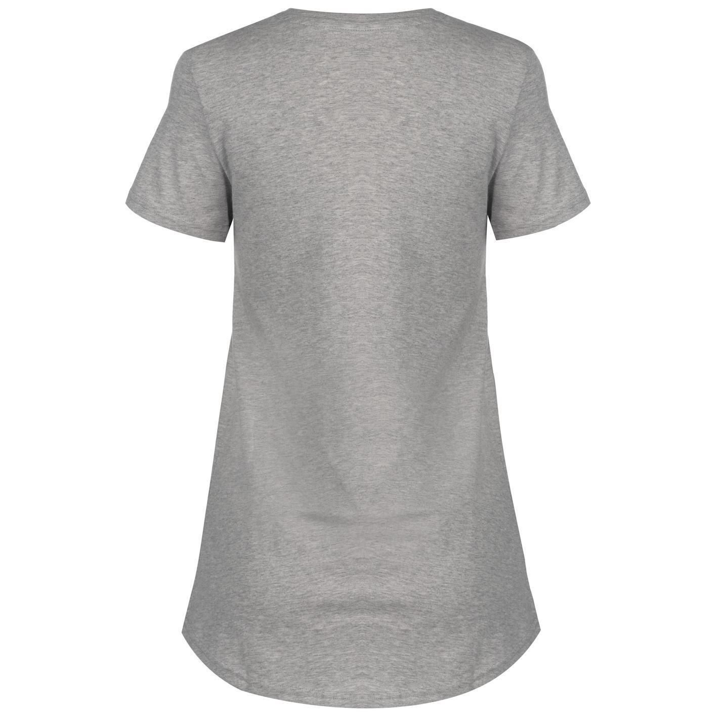 Détails sur Puma Femme Big Logo Qt T shirt à encolure ras du Cou Tee Top à manches courtes léger afficher le titre d'origine