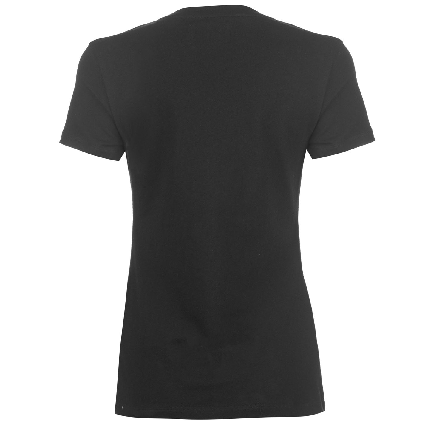 Womens-Calvin-Klein-Core-Slim-T-Shirt-Crew-Neck-Short-Sleeve-New thumbnail 9