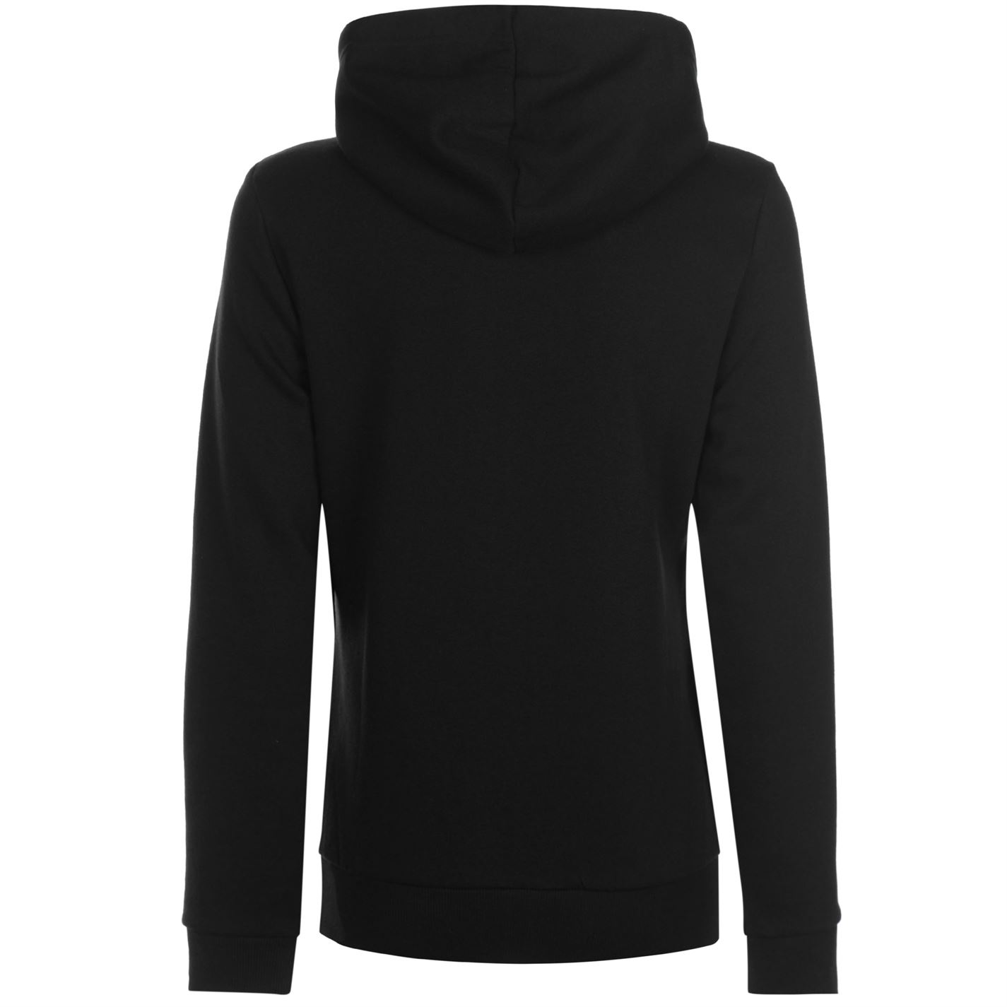 Puma-Womens-Ladies-No1-Logo-FZ-Hooded-Zip-Fastening-Long-Sleeve-Hoodie-Hoody-Top