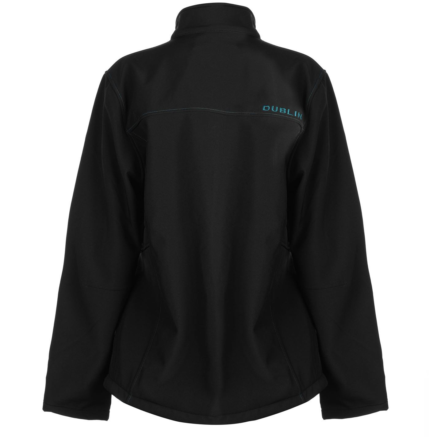 Dublin Sachi Softshell Jacket Ladies Equestrian Coat Top Full Length Sleeve Zip