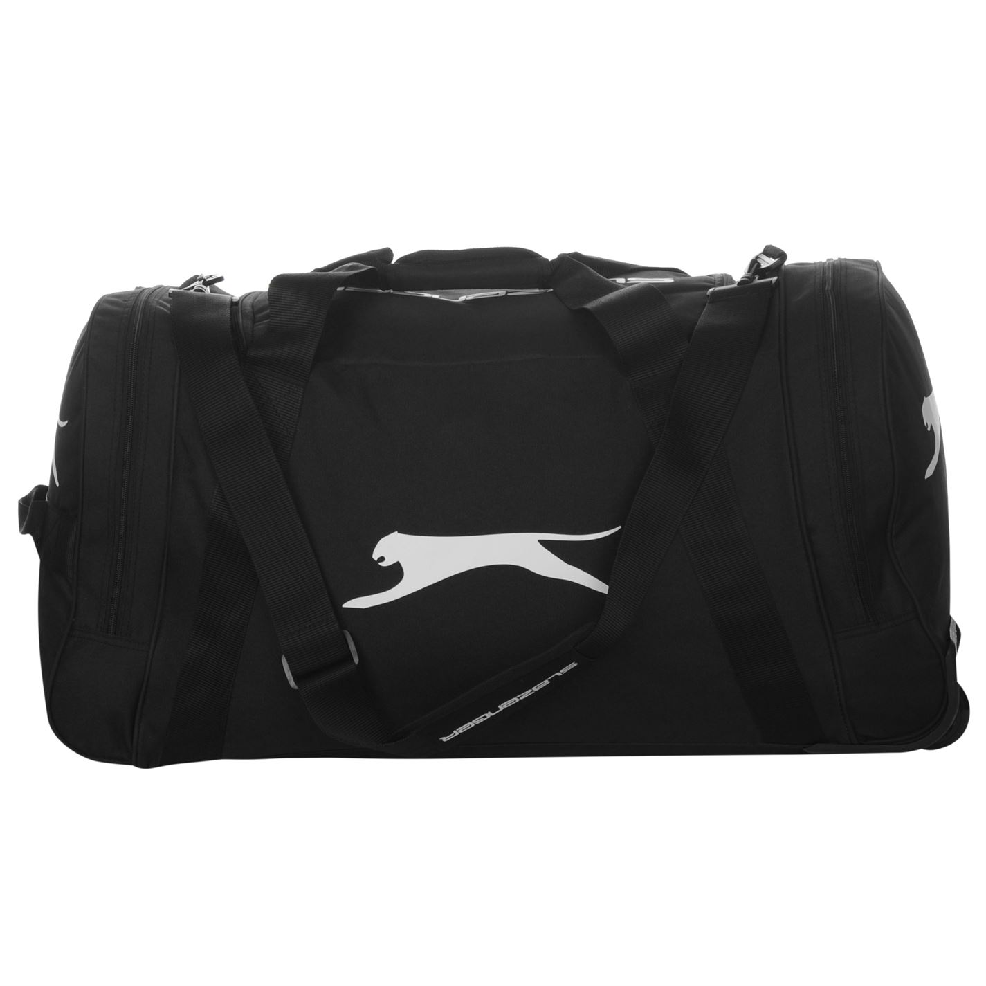 Slazenger-Wheel-Reinforced-Holdall-Travel-Storage-Luggage-Accessories 2d8b5b28047