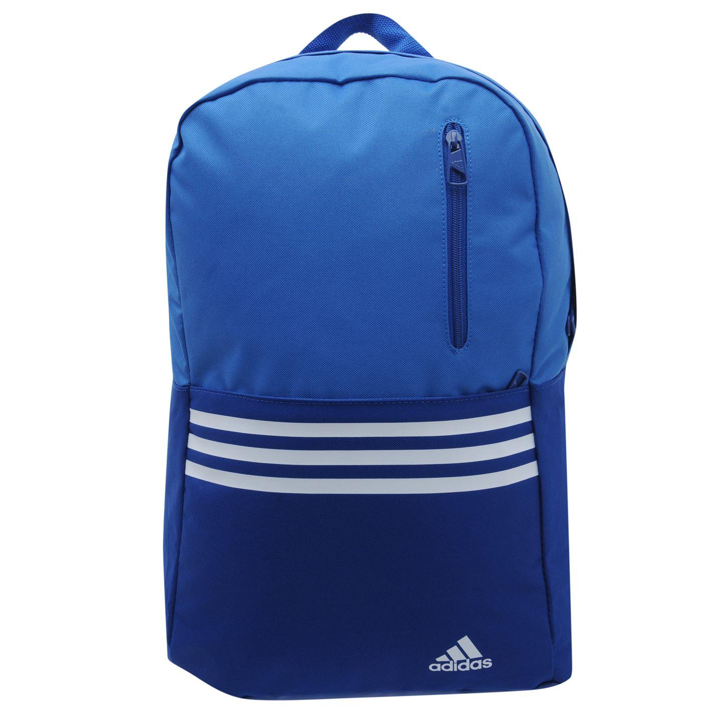 b50693faad6c adidas 3s Vers Backpack Rucksack School Casual Travel Luggage ...