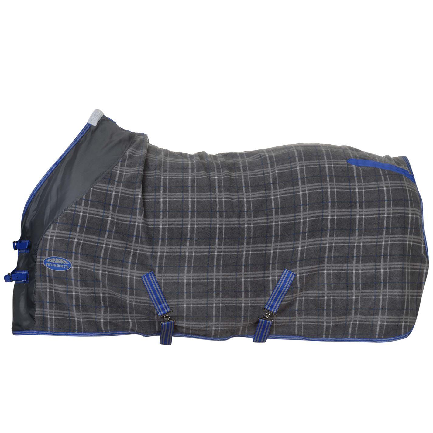Weatherbeeta Unisex Fleece Cooler Standard Neck Horse Rug