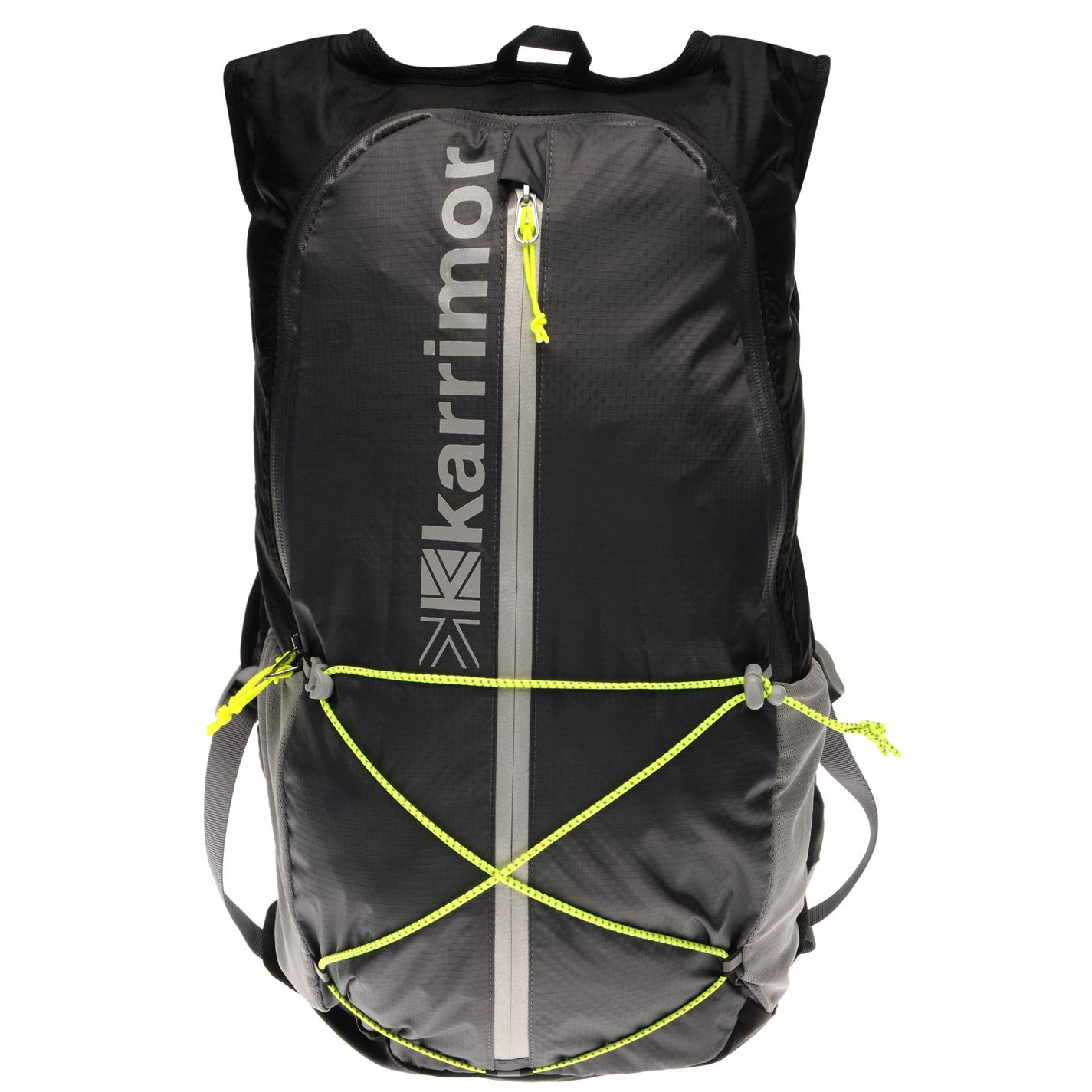 Karrimor-X-Lite-15L-Running-Back-Pack-Travel-Luggage-Everyday-Casual-Bag-New miniatura 4
