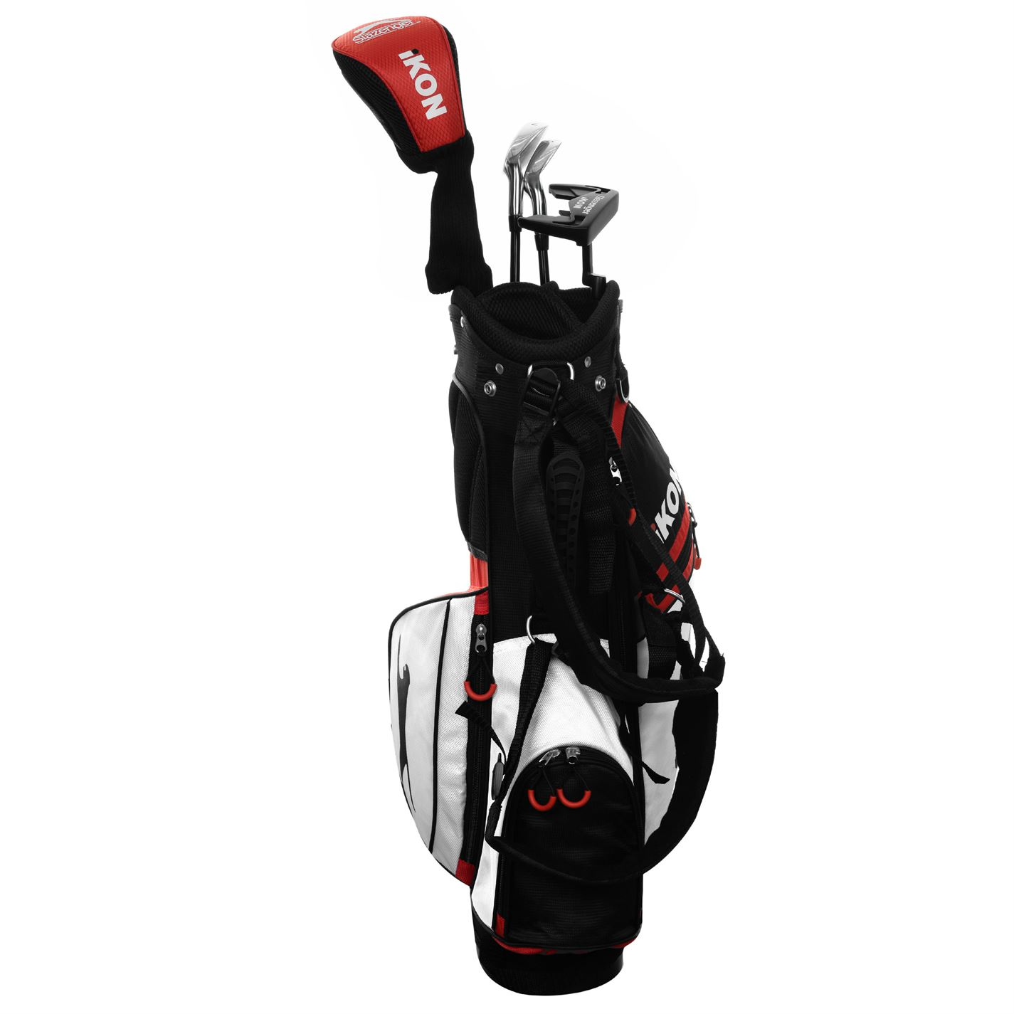 Slazenger-Kids-Ikon-Golf-Set-Junior-Graphite thumbnail 11