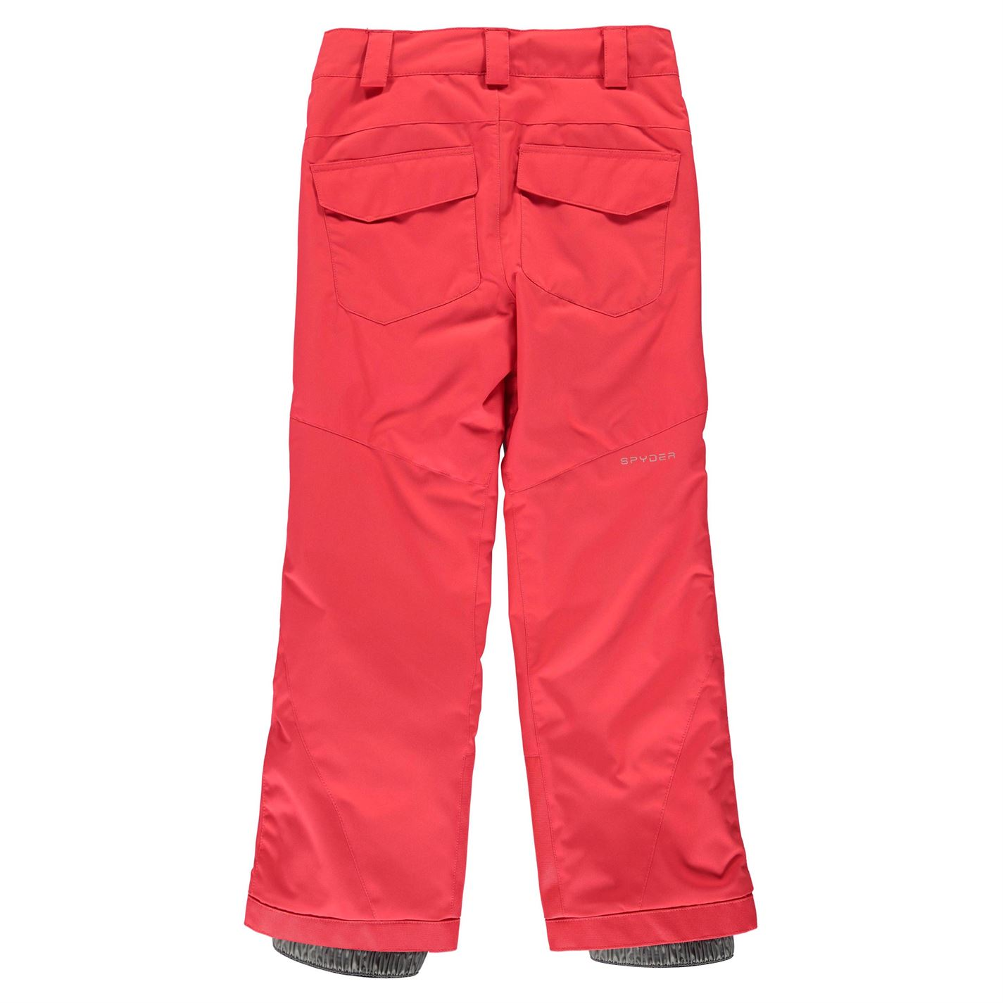 1ea69ceb7 Details about Spyder Kids Girls Vixen Ski Pants Junior Salopettes Trousers  Bottoms Water