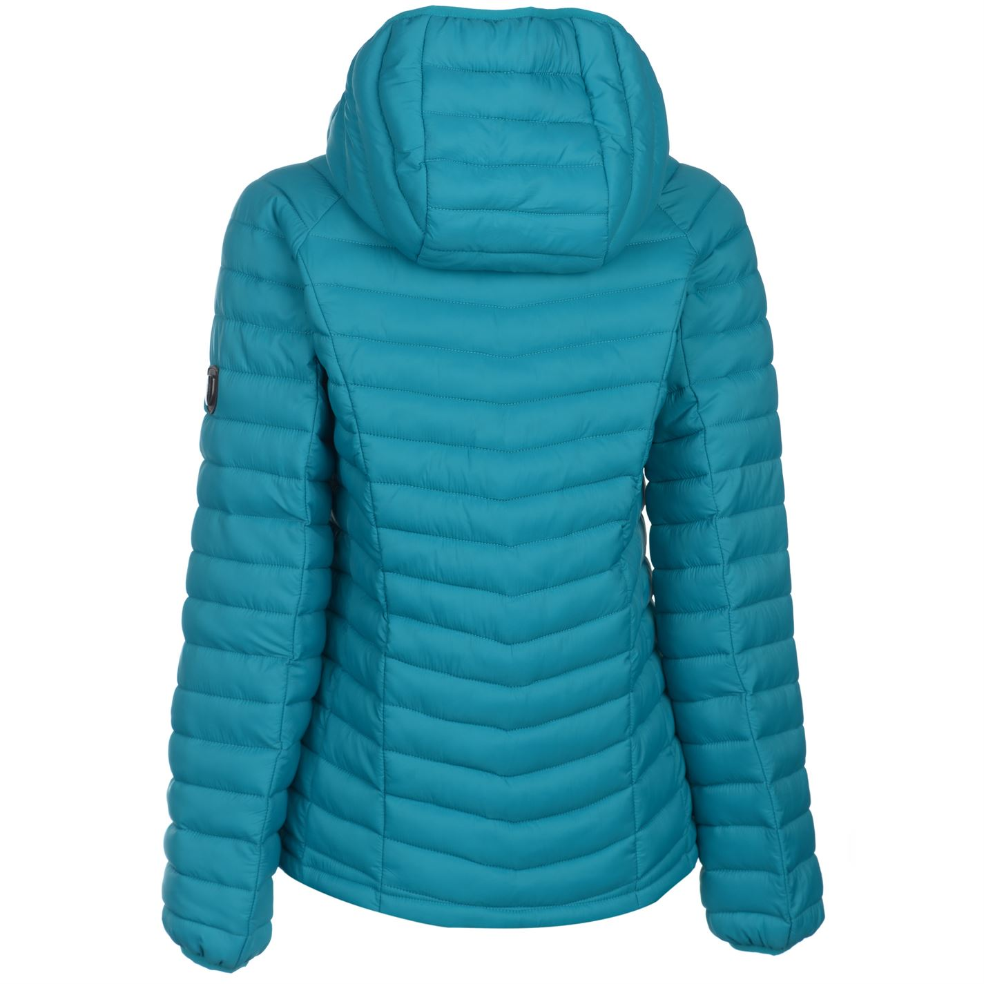 877012e2a Details about Karrimor Hot Crag Insulated Jacket Ladies Puffer Coat Top  Full Length Sleeve