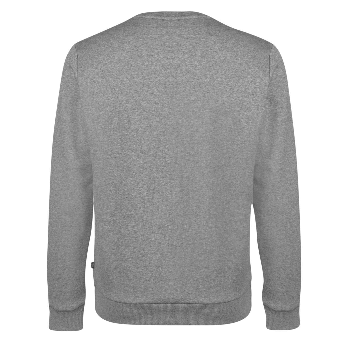 9f314778e8 Puma Mens No1 Crew Sweater Jumper Pullover Long Sleeve Neck Warm ...