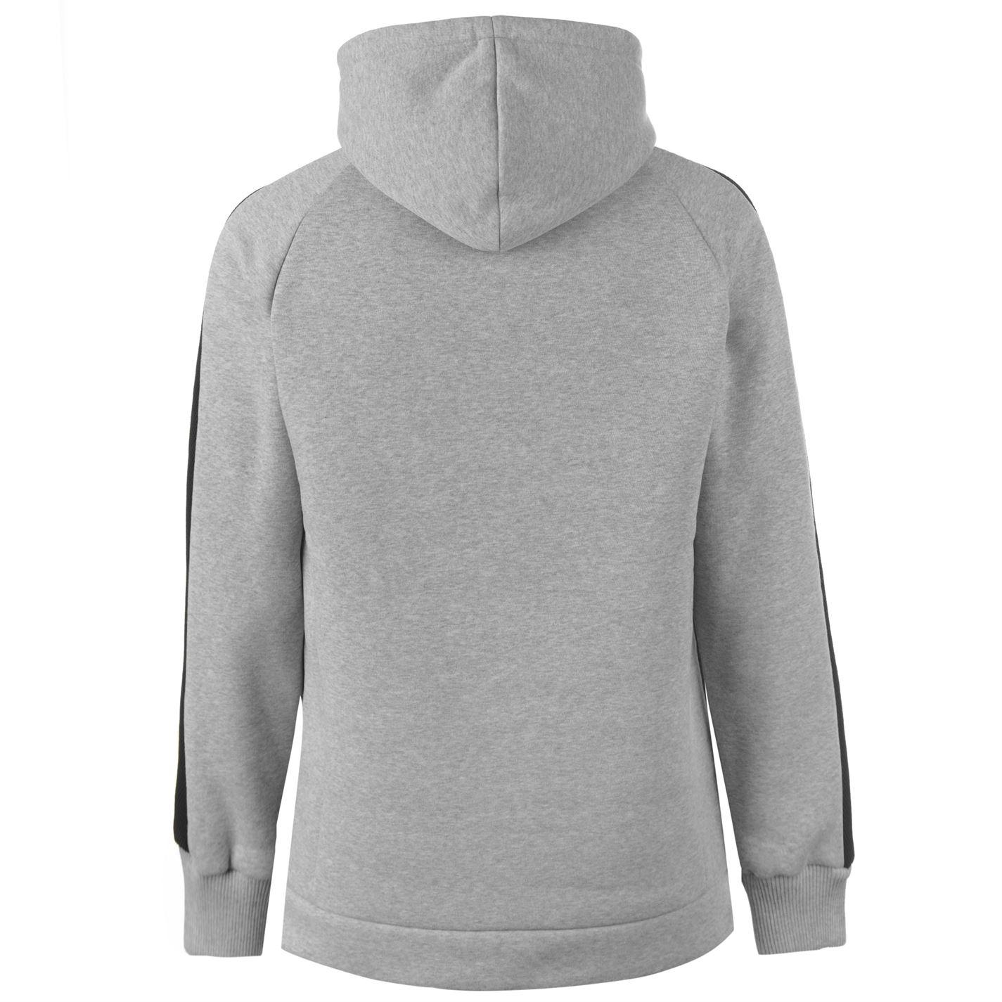 Mens Everlast Premium Zip Hoody Hoodie Hooded New