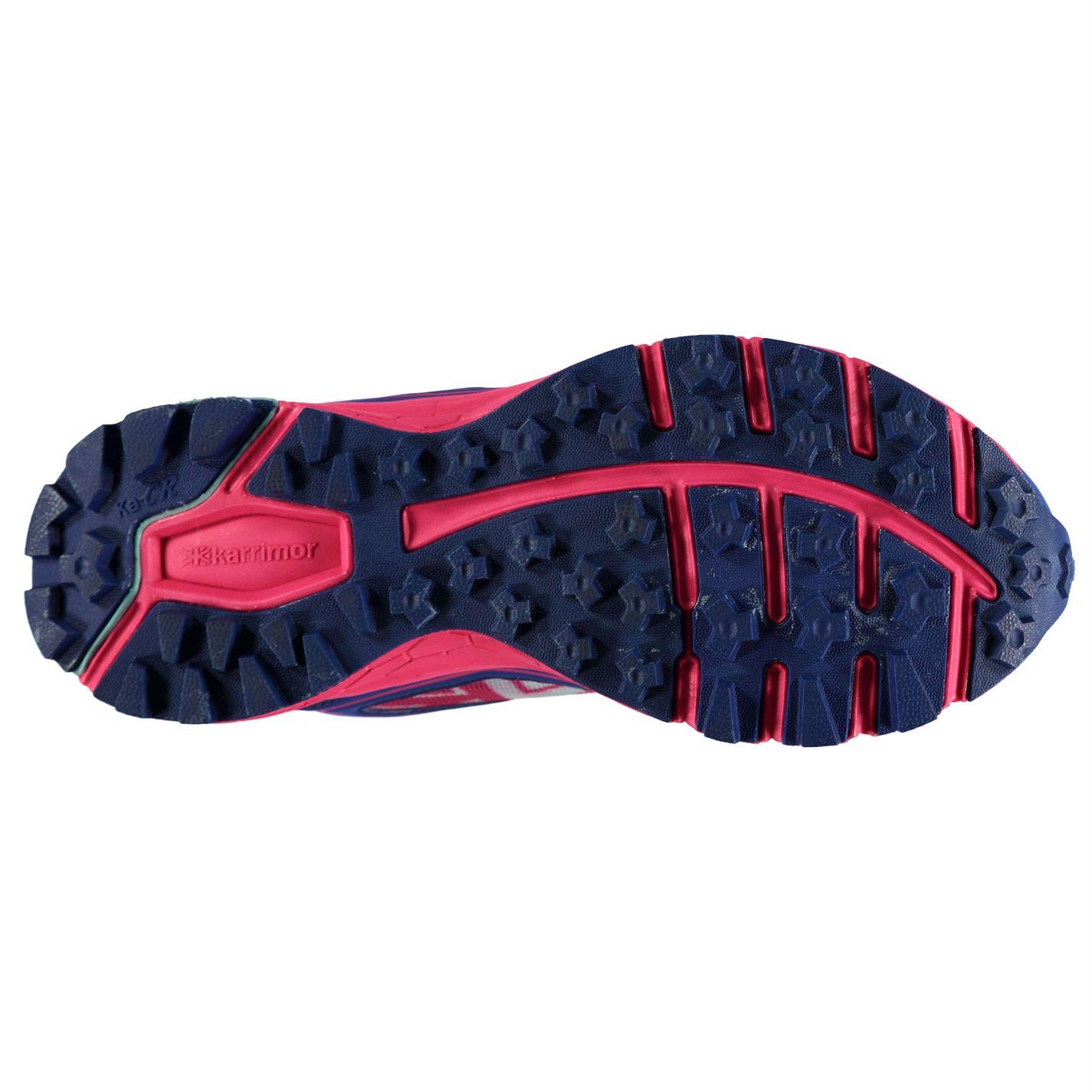 bf459183da5 Karrimor Kids Tempo 4 Junior Kids Trail Running Shoes Childrens