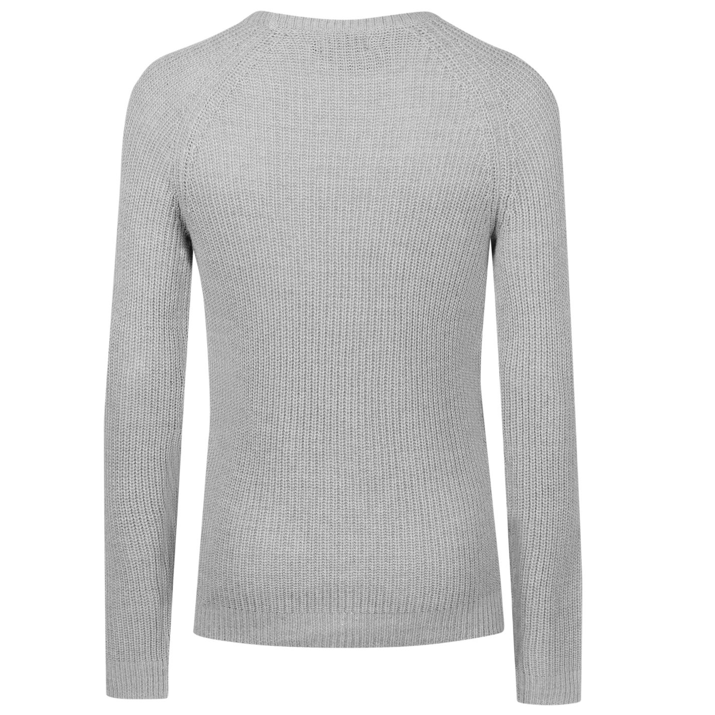 f7b449fc5d2d Jack and Jones Mens Original Panel Sweatshirt Lined Knitwear T Shirt ...
