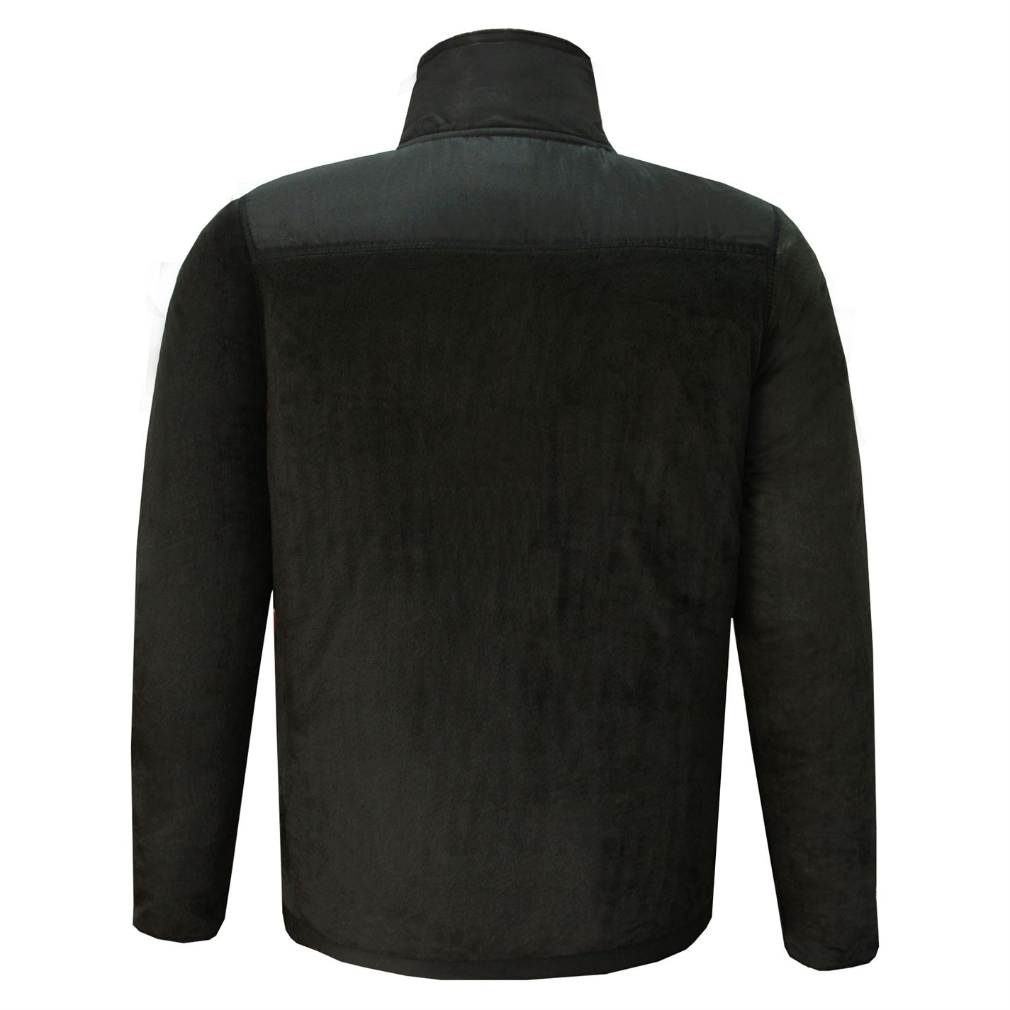 Lee-Cooper-Mens-Teddy-Fleece-Jacket-Full-Zip-Top-Coat-Sweatshirt-Jumper-Warm thumbnail 6