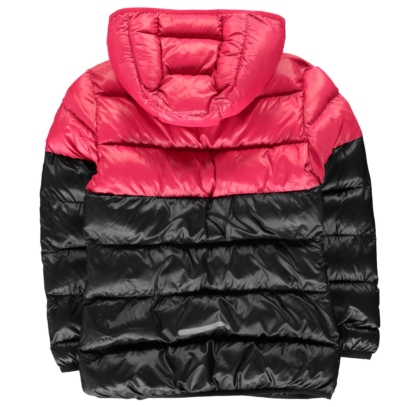 aef2442a4 adidas Padded Jacket Youngster Girls Coat Top Full Length Sleeve ...