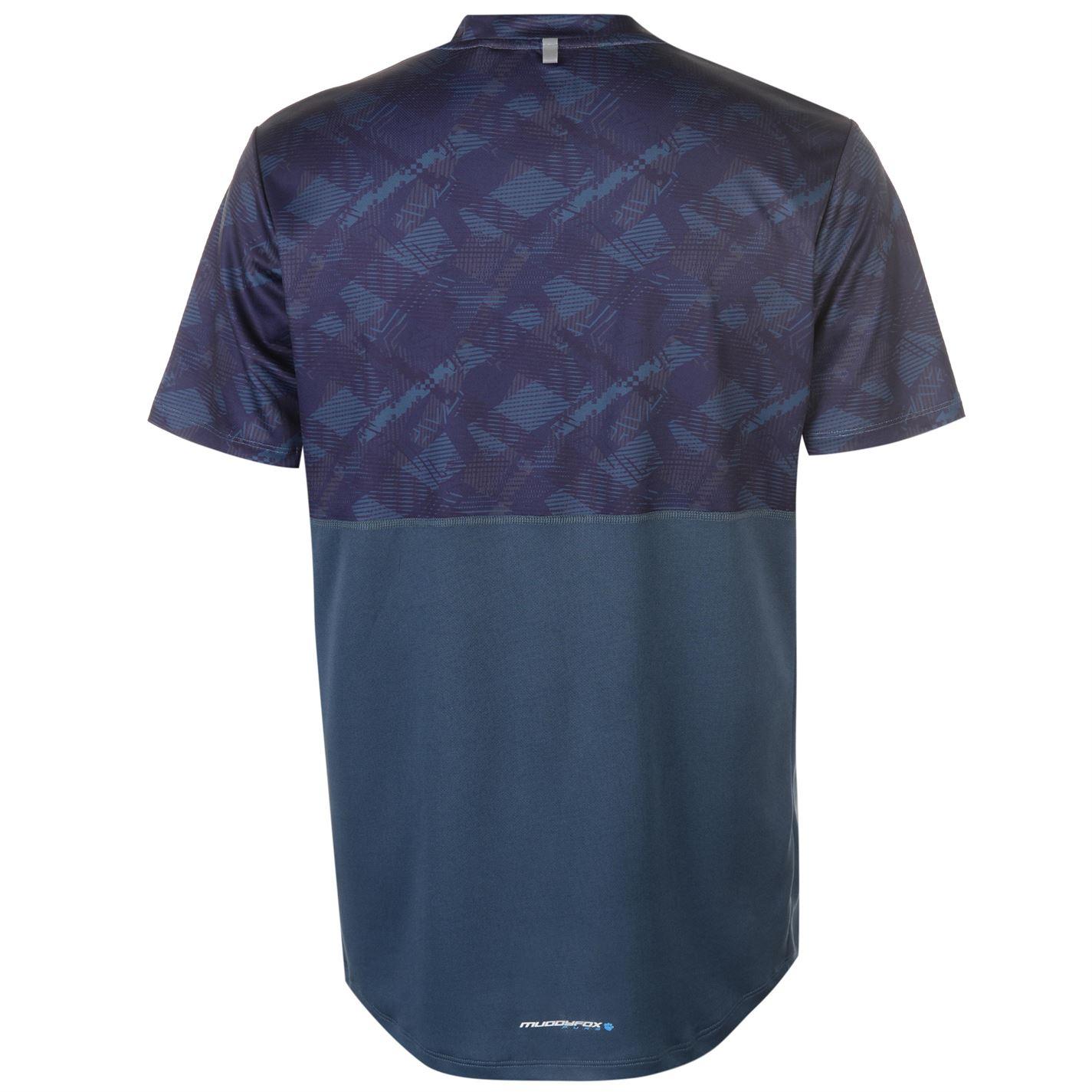 Muddyfox Pure MS Cycle Jersey Mens Gents Short Sleeve Performance ... ac0c82dd7