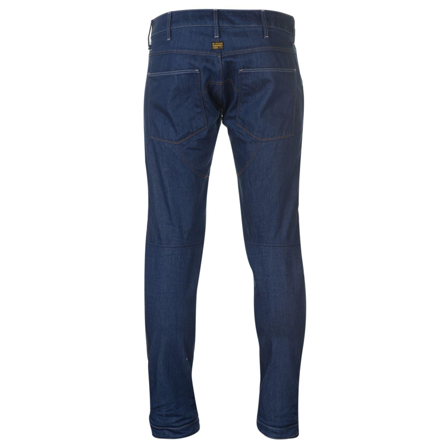g star mens 5620 3d low tapered jeans straight pants. Black Bedroom Furniture Sets. Home Design Ideas