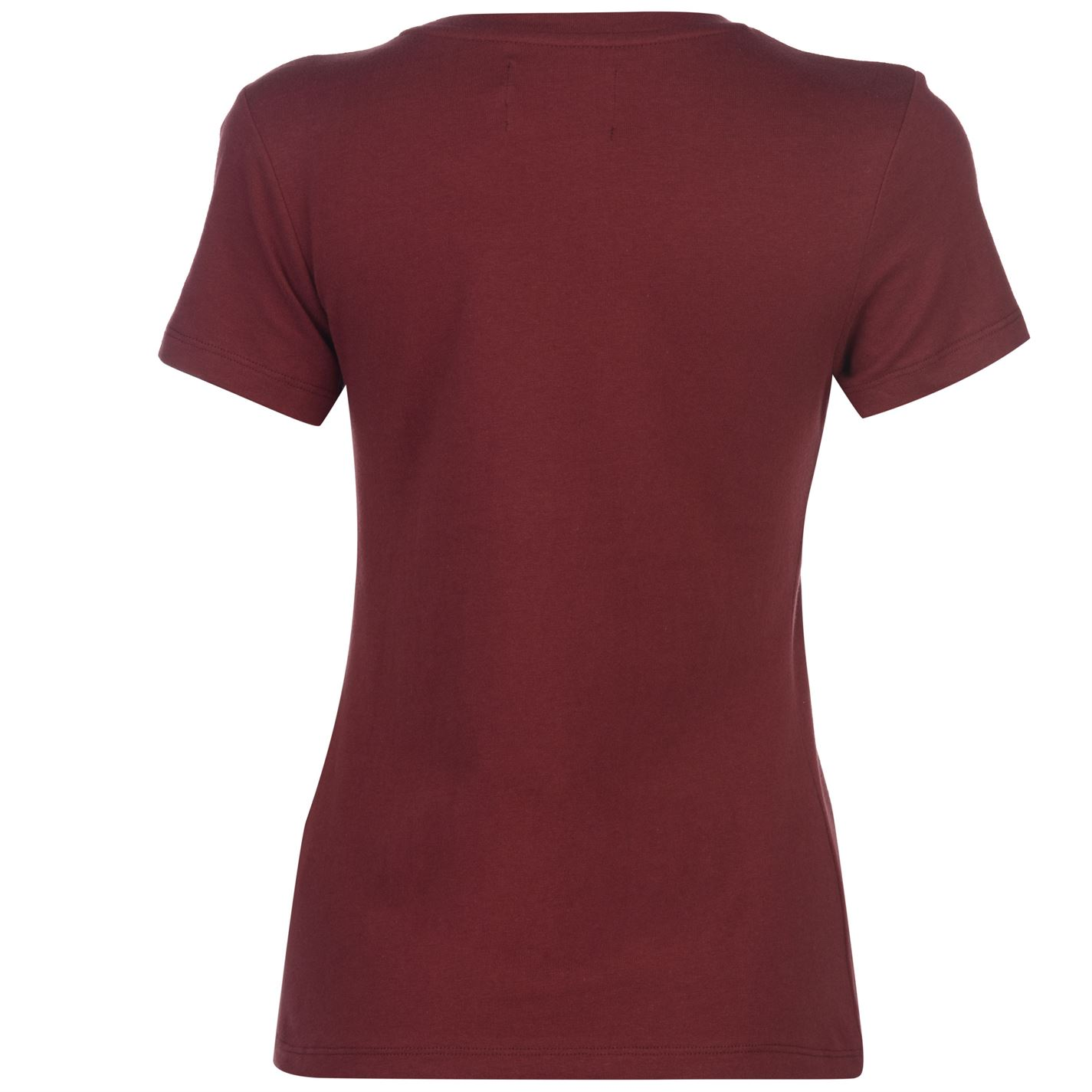 Womens-Calvin-Klein-Core-Slim-T-Shirt-Crew-Neck-Short-Sleeve-New thumbnail 14