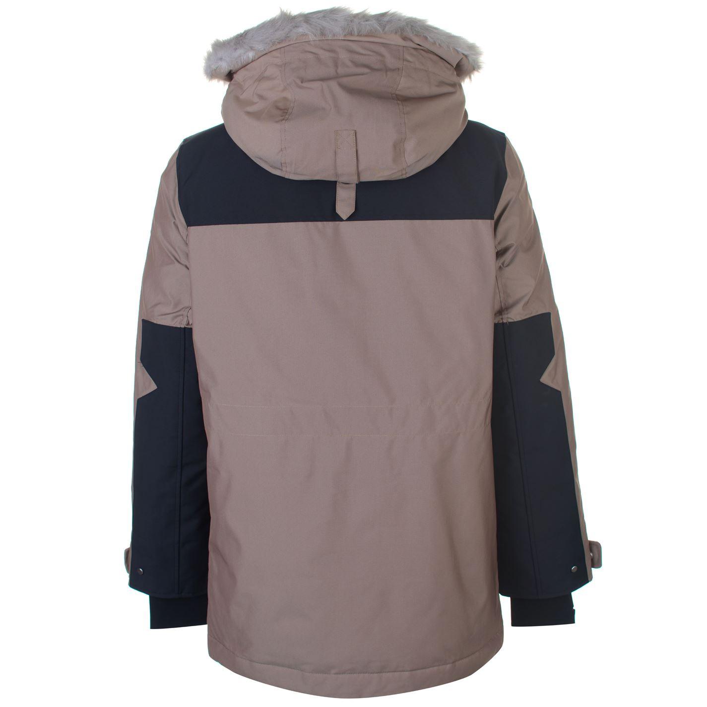 956e9f2851 Mens-Lacoste-Live-Parka-Jacket-Hooded-New thumbnail 7