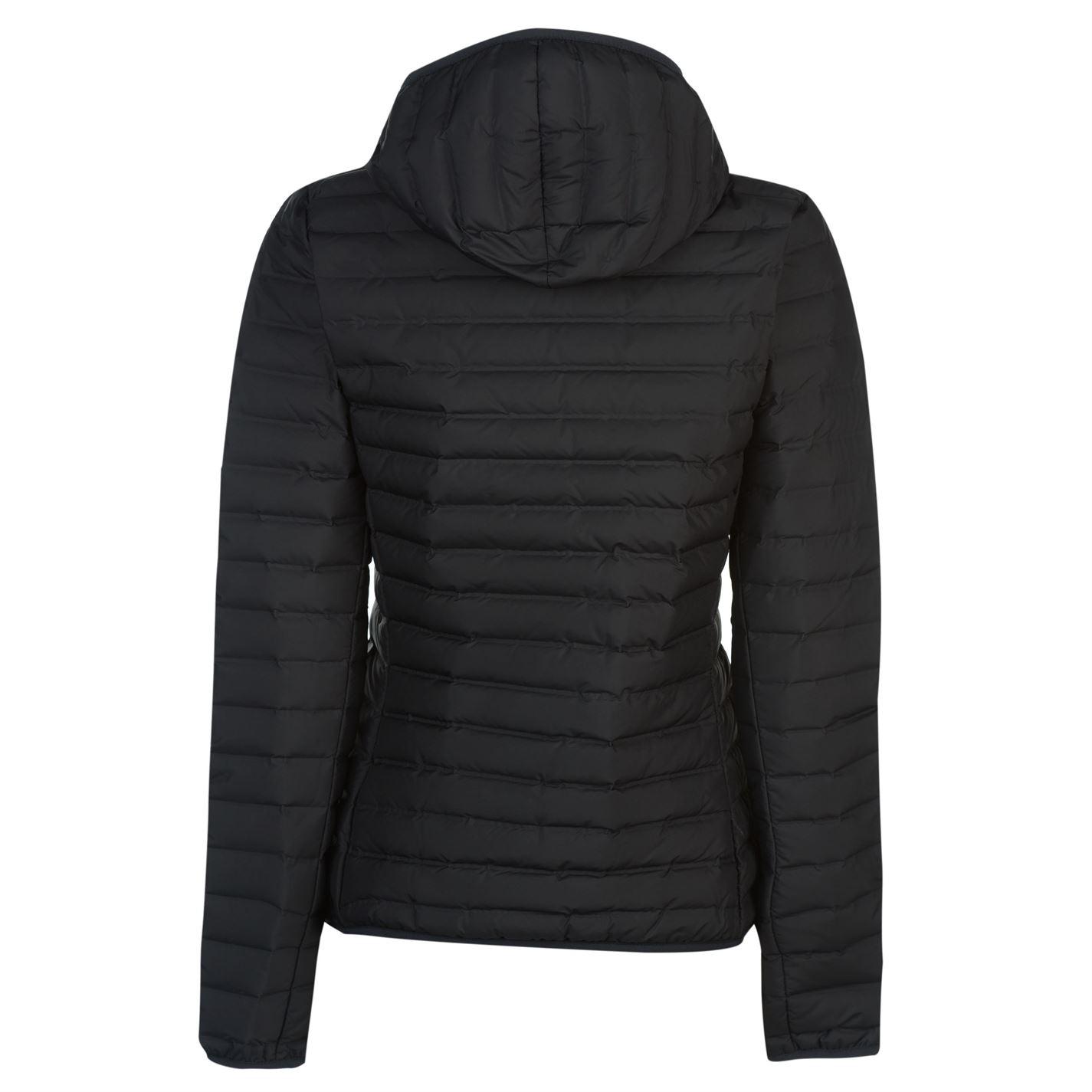 Veste Top À Femmes Pour Carbone Varilite Manteau Manche Manche Longue Capuche Adidas Puffer wE8Xn5qnx