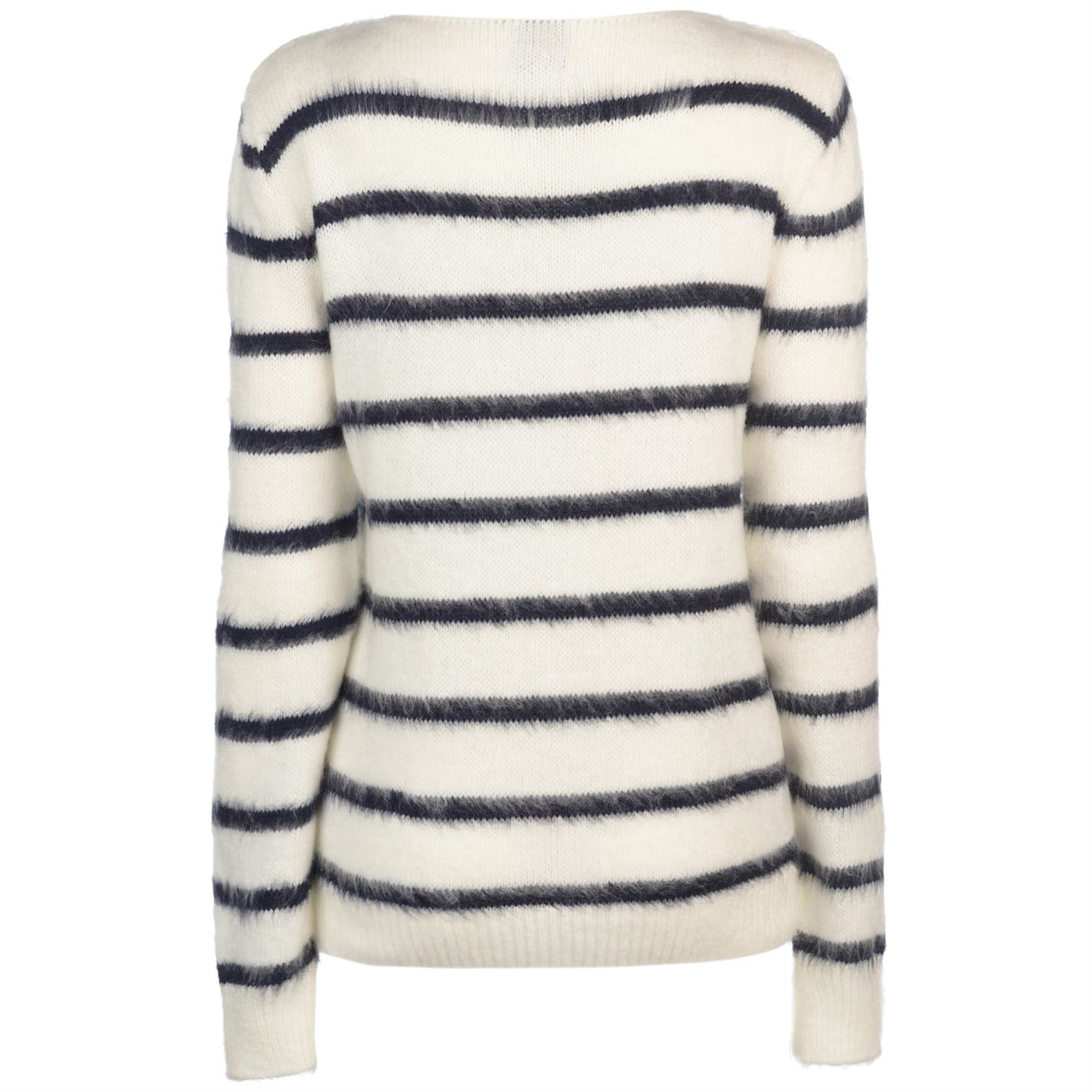 8a6e976ca1d Womens SoulCal Deluxe Brush Stripe Knitted Jumper Long Sleeve New
