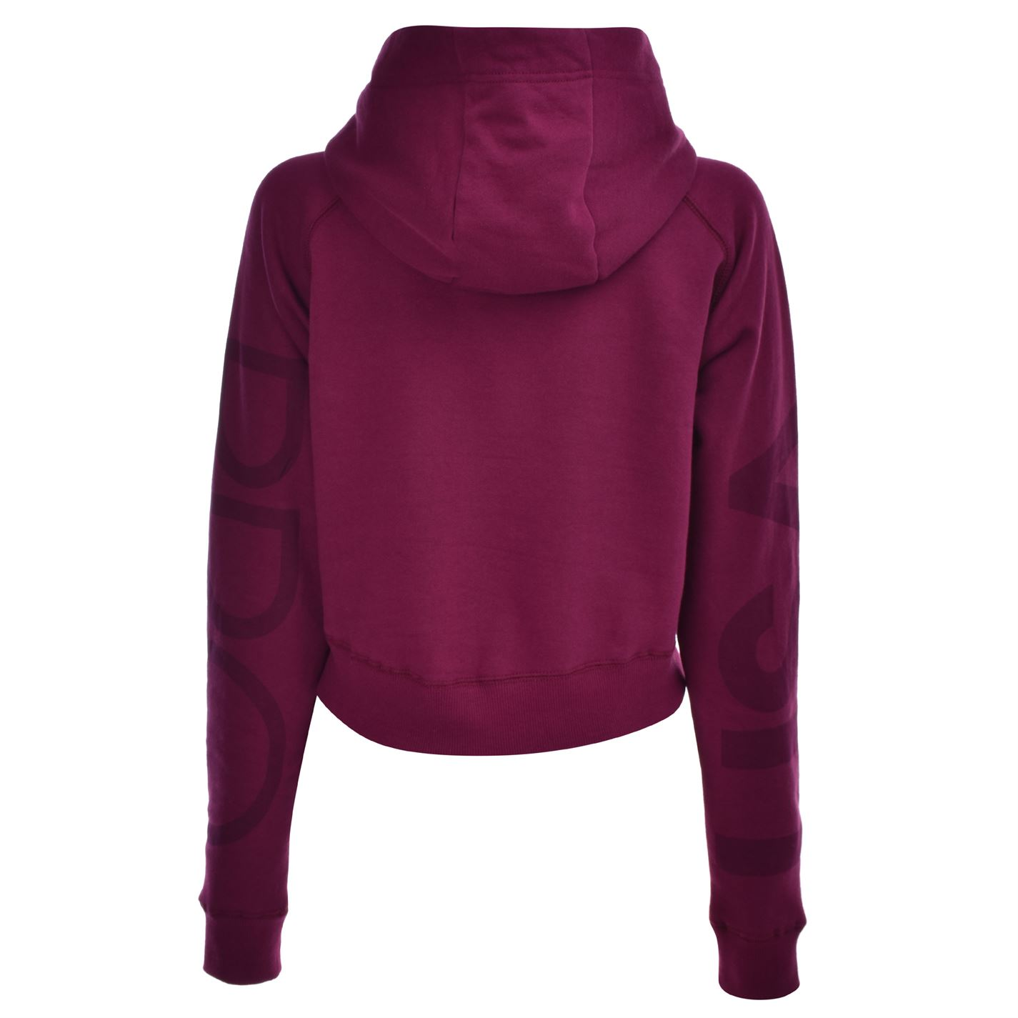 e68c5b87f9182 USA Pro Womens Crop Hoodie OTH Hoody Hooded Top Long Sleeve ...