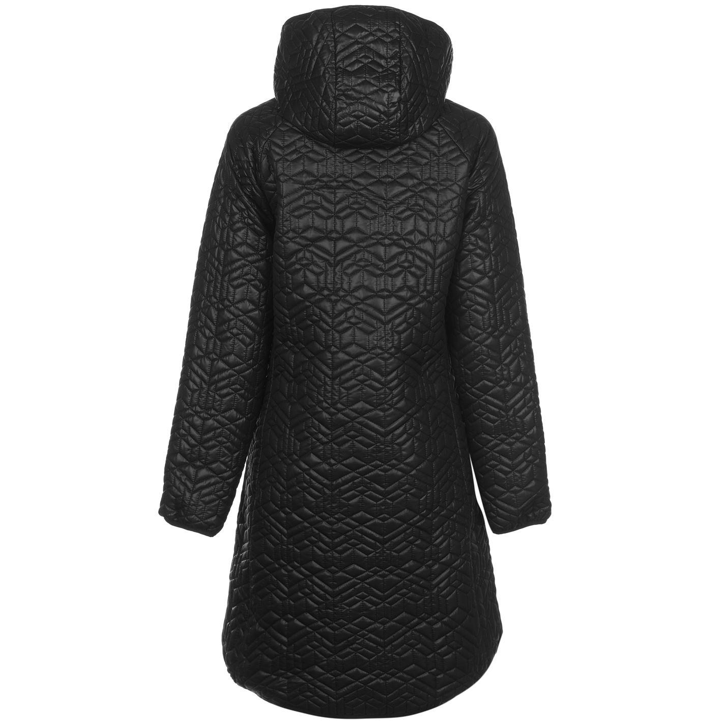 Top Quiltcoat Pro Usa Womens Quiltet Parka Heritage Langermet Jacket FqR1Hpw0