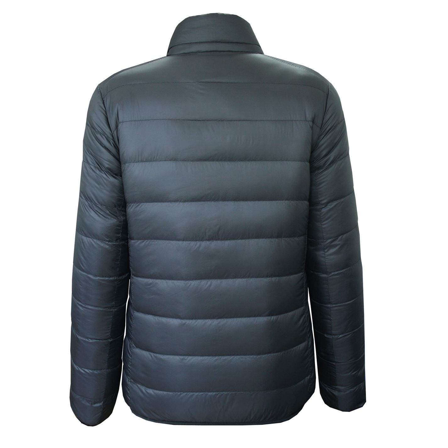 e5d523c94 Details about Lee Cooper Originals Xlite Down Jacket Ladies Micro Bubble  Coat Top High Neck