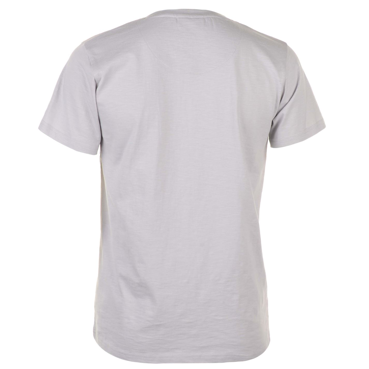 Pierre-Cardin-Mens-Print-Y-Neck-T-Shirt-V-Tee-Top-Short-Sleeve-Cotton thumbnail 9