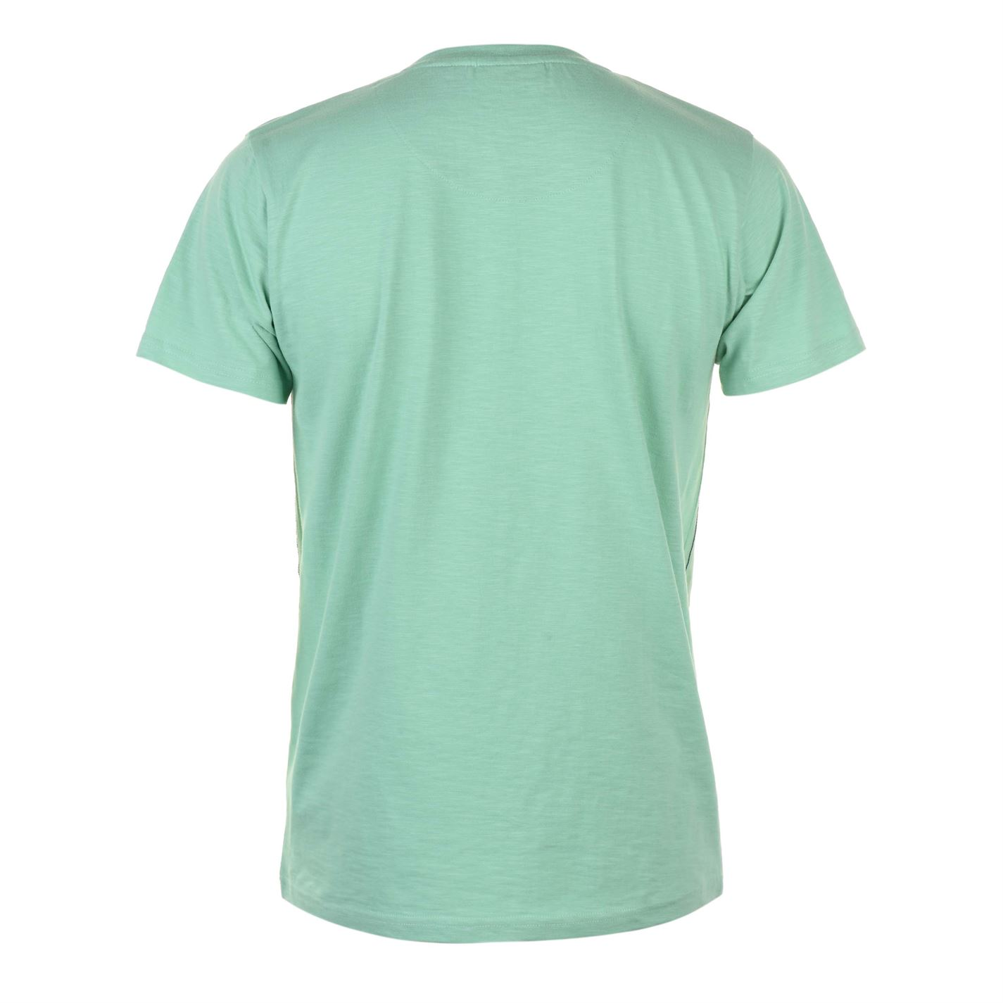 Pierre-Cardin-Mens-Print-Y-Neck-T-Shirt-V-Tee-Top-Short-Sleeve-Cotton thumbnail 12