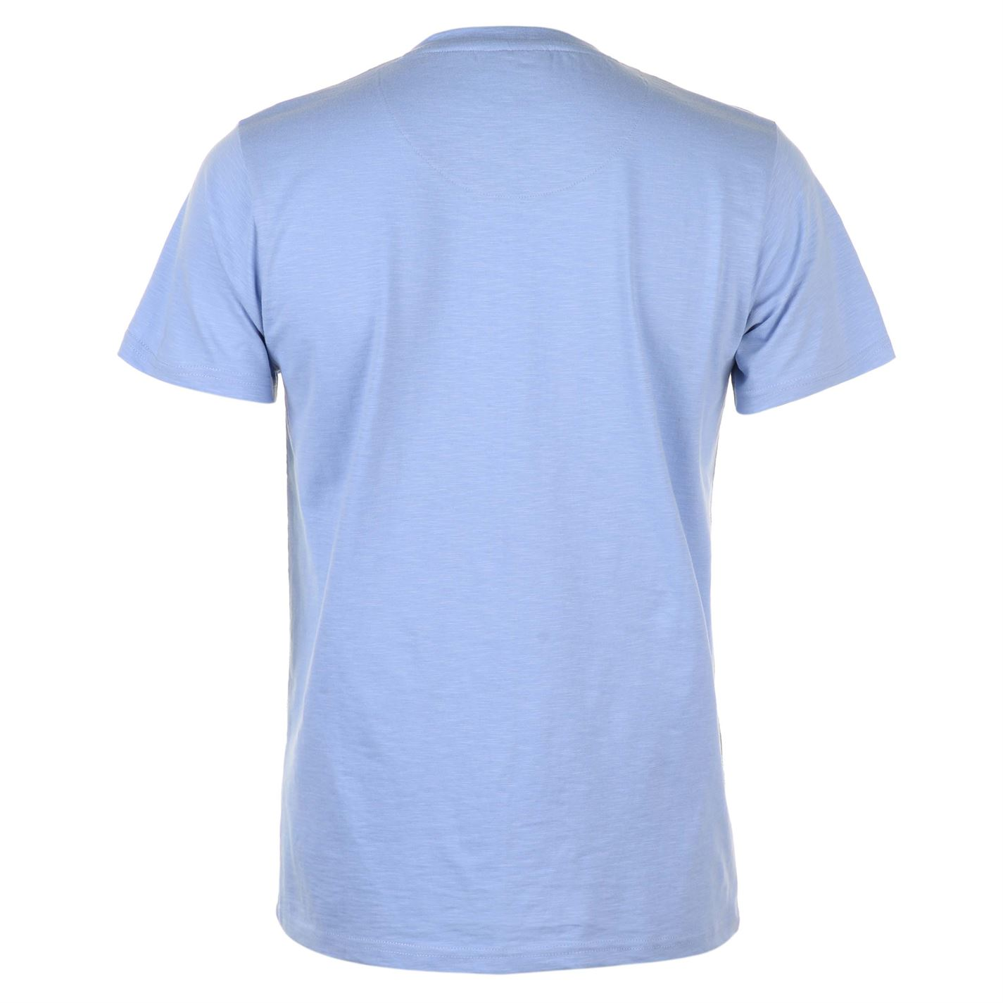 Pierre-Cardin-Mens-Print-Y-Neck-T-Shirt-V-Tee-Top-Short-Sleeve-Cotton thumbnail 15