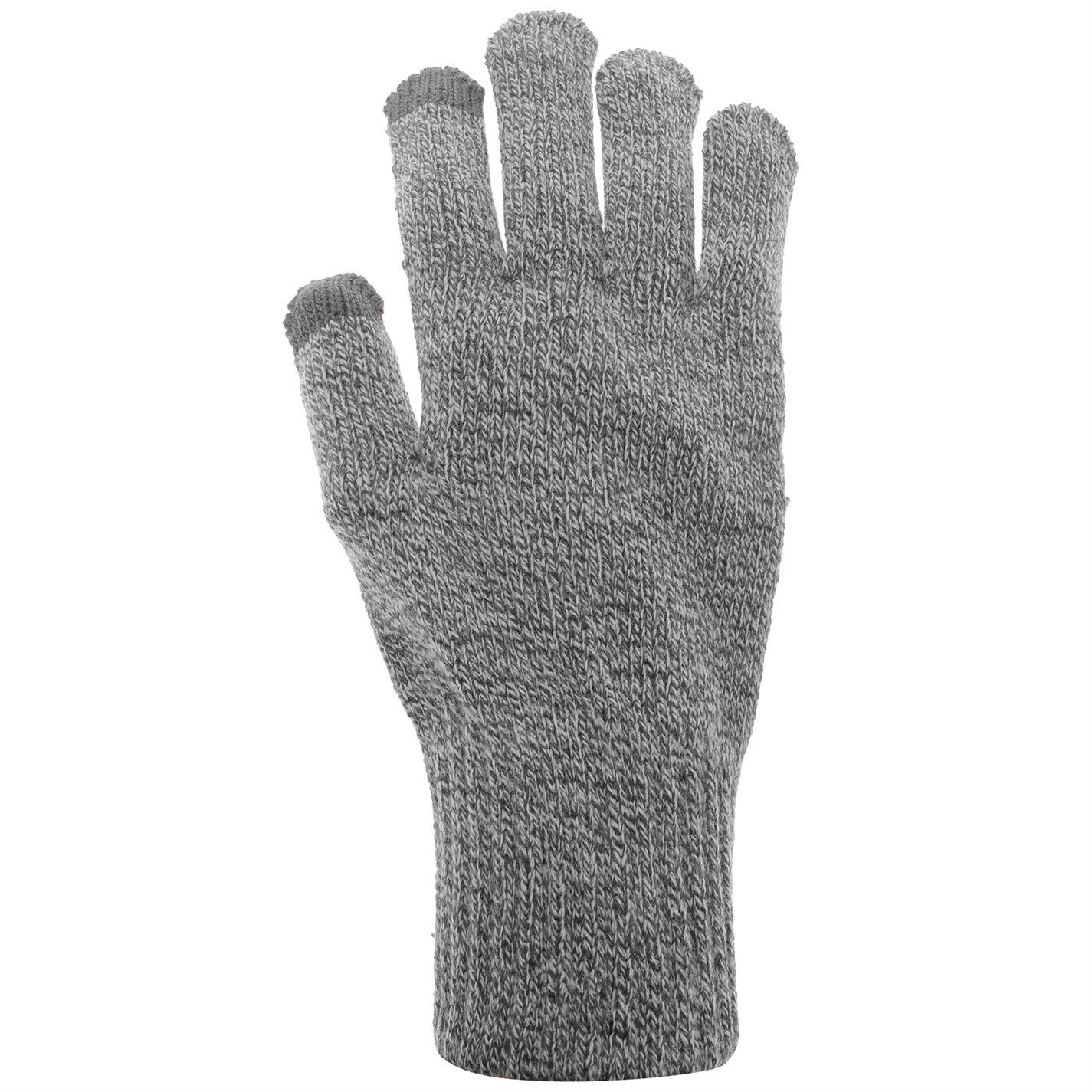 Mens-Jack-and-Jones-Melange-Gloves-Knitted-New thumbnail 4