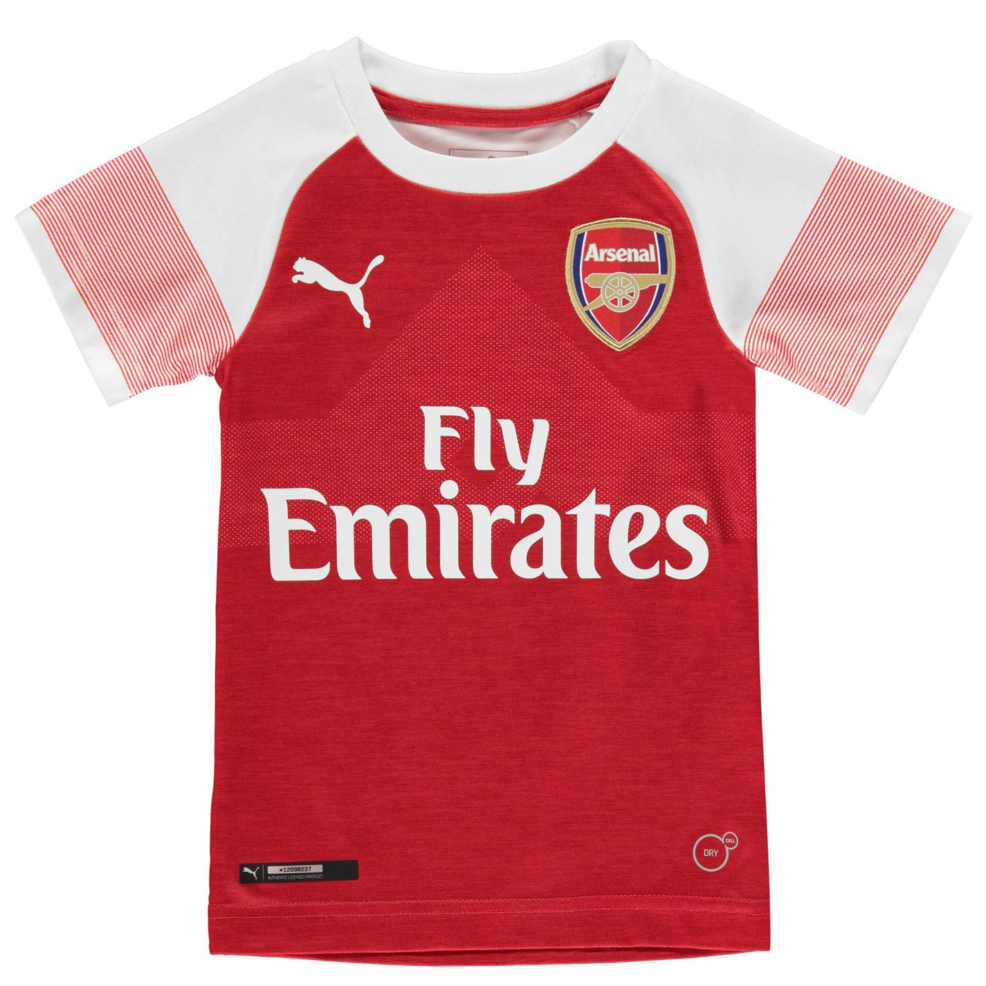 e9d9cb83276d8 PUMA ARSENAL HOME Mini Kit 2018 2019 Childrens Domestic Minikits Football