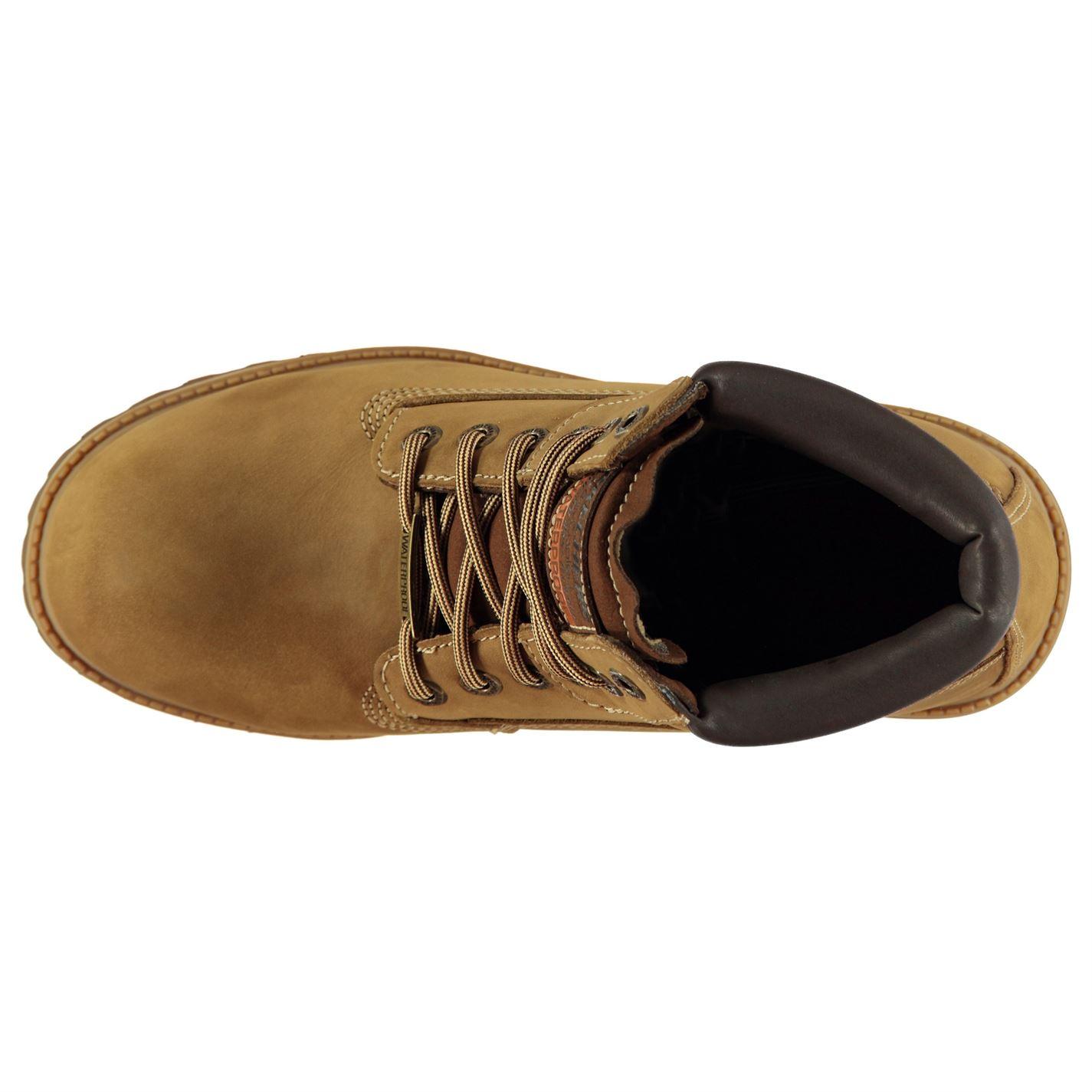 Agua los Skechers Veredicto Cordones días Zapatos Caballeros Hombres Botas Desierto Usa Todos Sujetados qPHqf6O