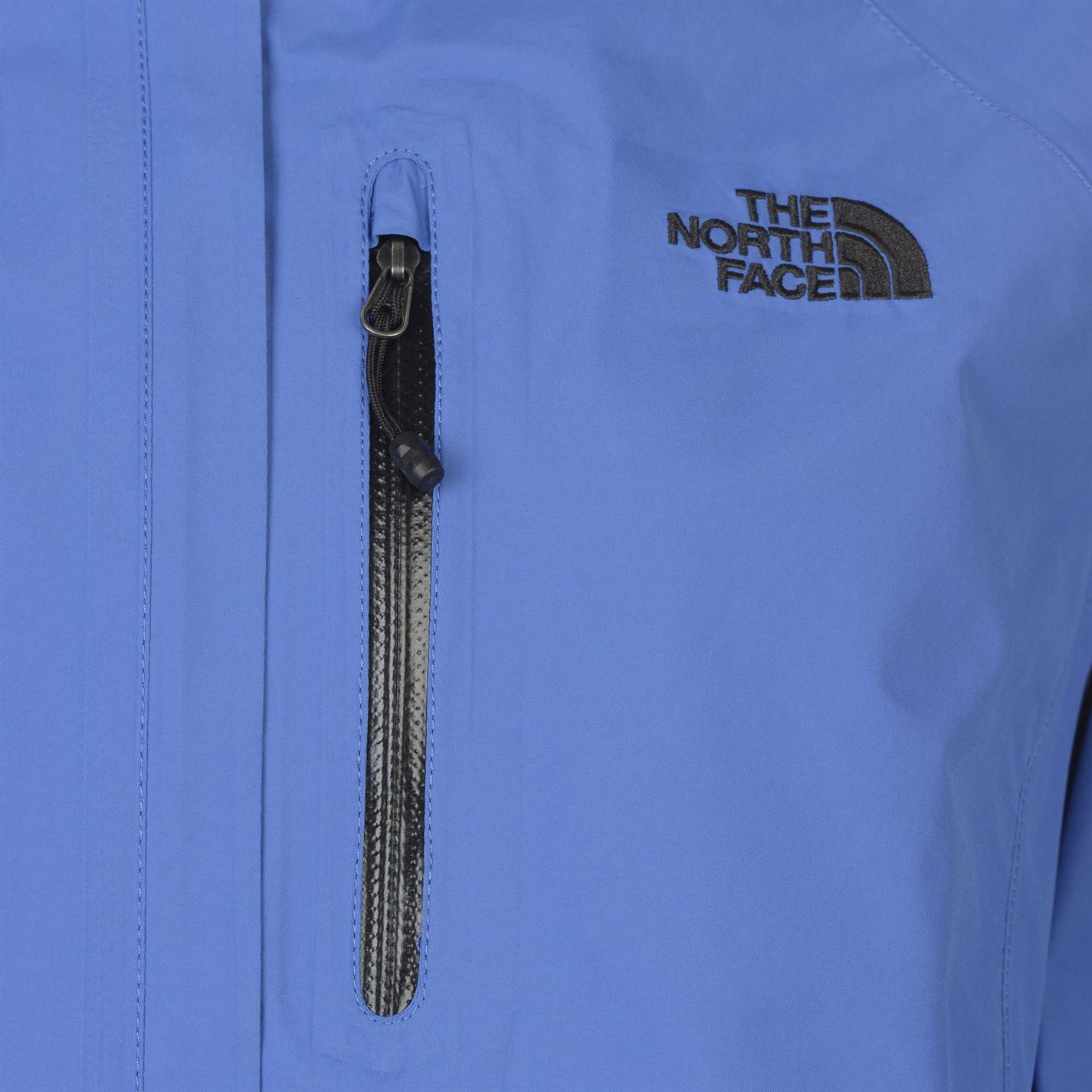d372c4be8 The North Face Dryzzle 2.5L Jacket Ladies Water Repellent Coat Top Full  Length | eBay