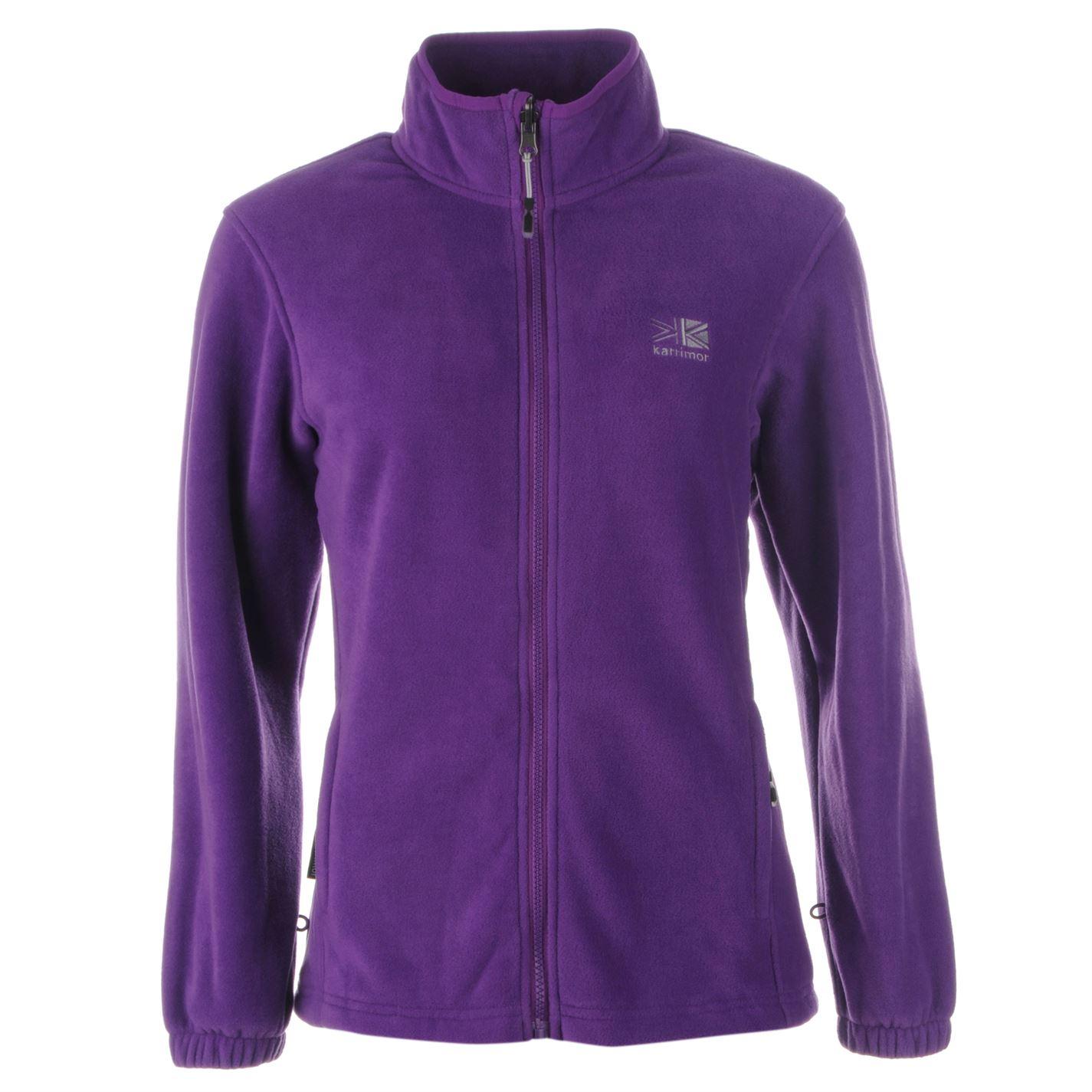 Karrimor Womens 3in1 Jacket Coat Top Ladies Hooded Fleece ...