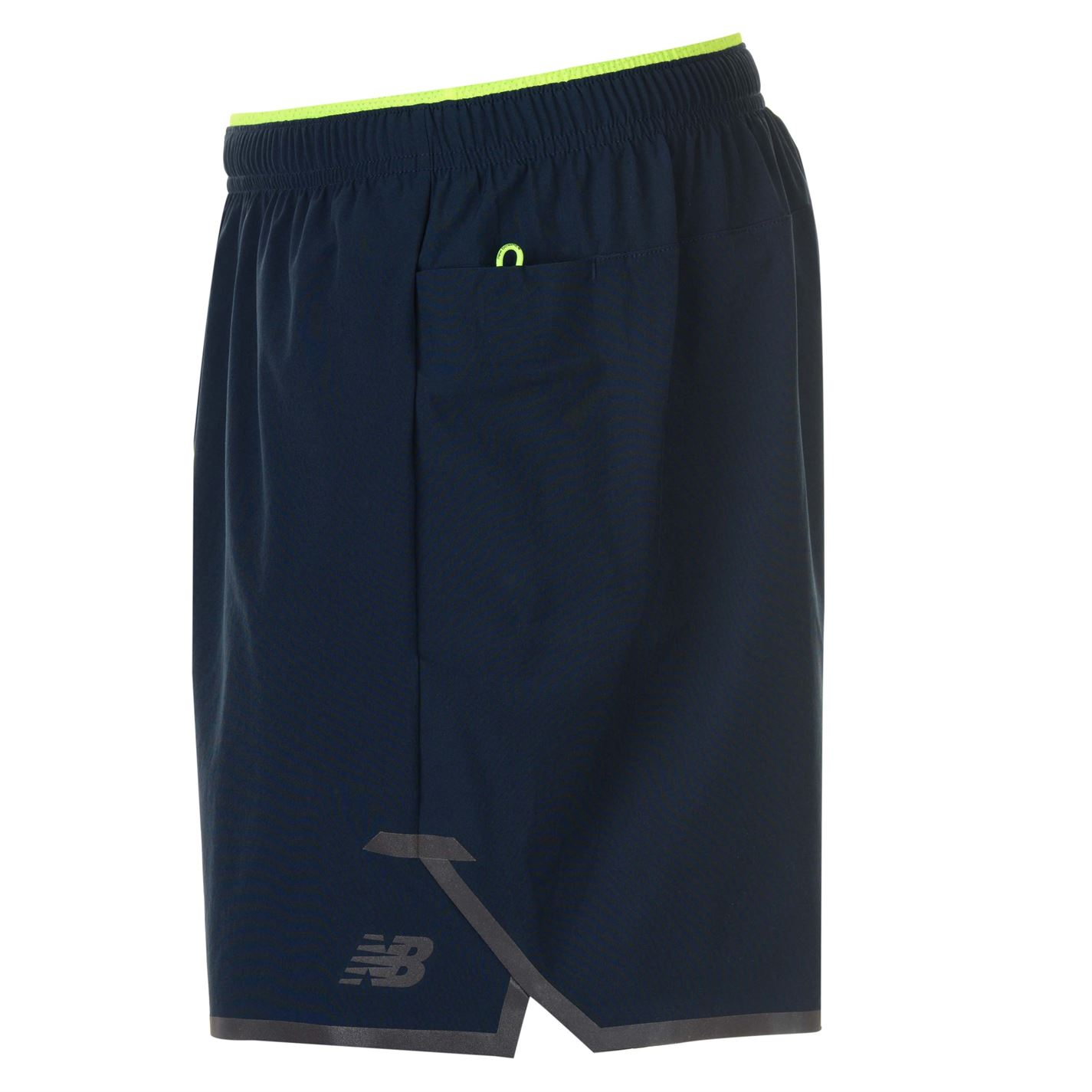 f087faee691aa New Balance Precision Short Mens Gents Performance Shorts Pants ...