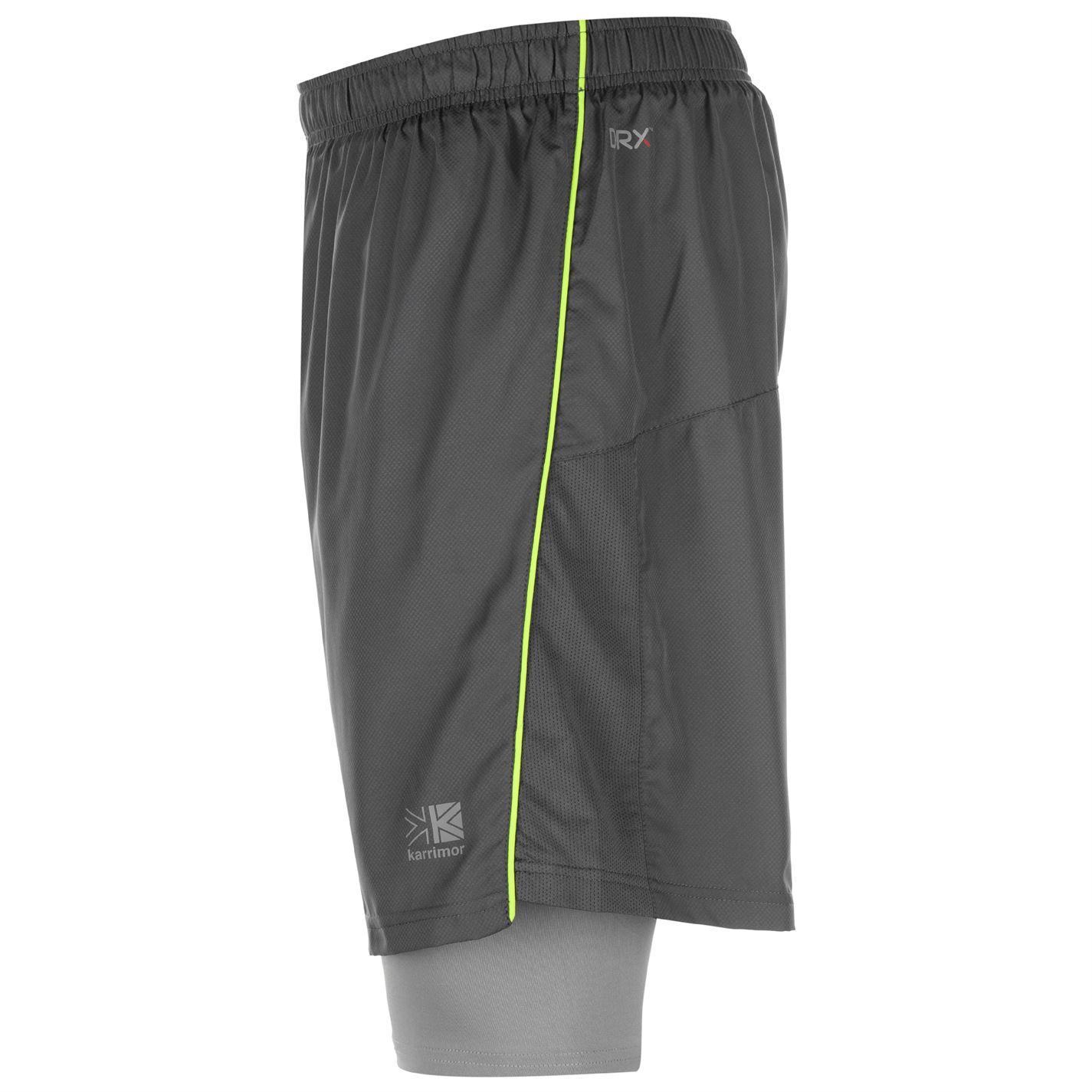 Karrimor-XLite-2in1-Shorts-Performance-Mens thumbnail 20