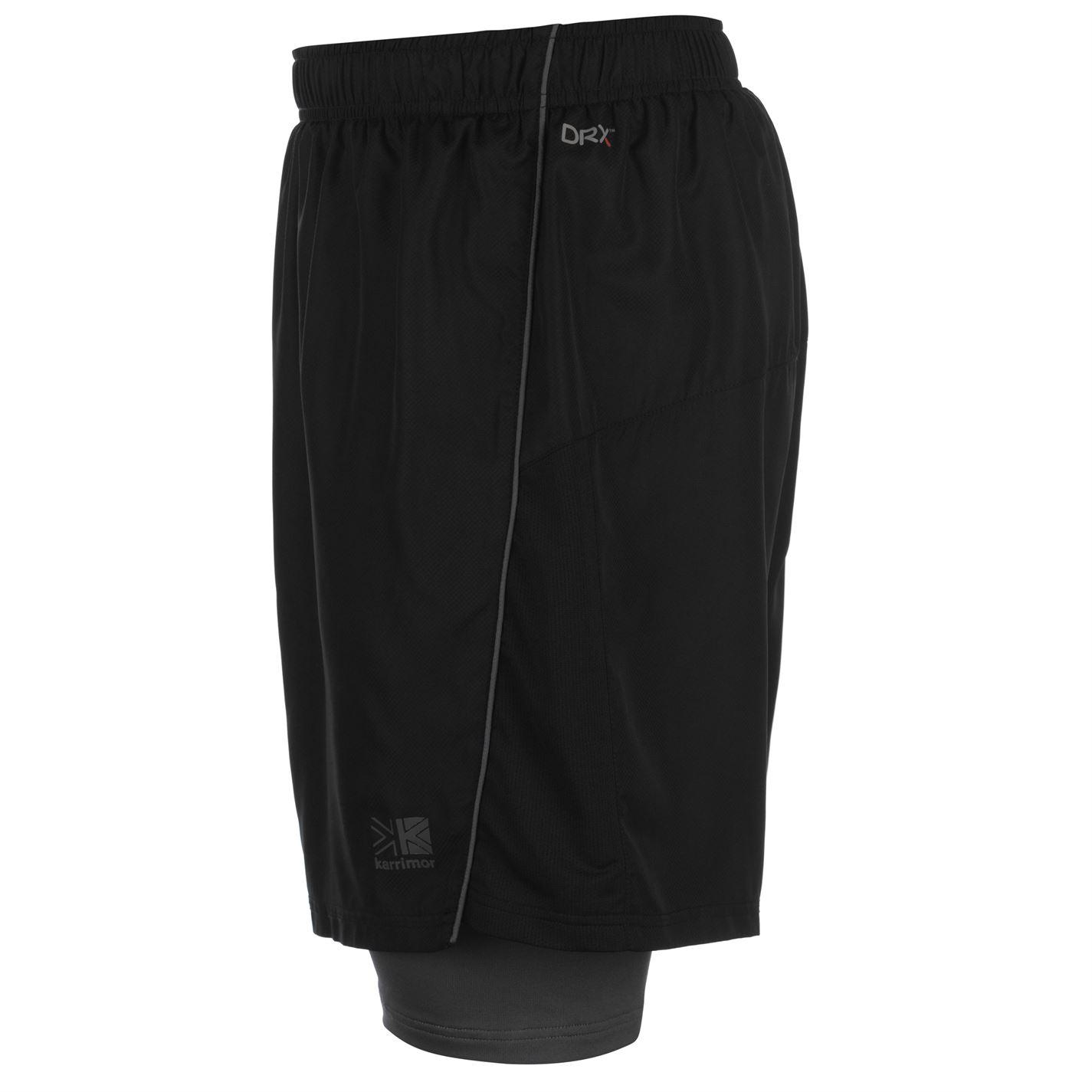 Karrimor-XLite-2in1-Shorts-Performance-Mens thumbnail 8