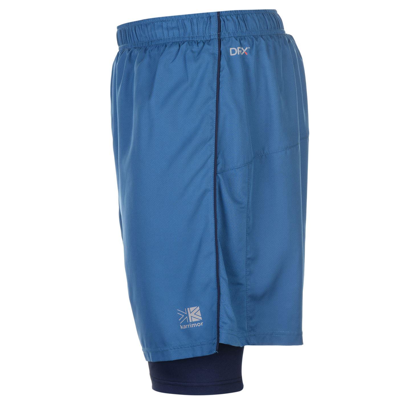 Karrimor-XLite-2in1-Shorts-Performance-Mens thumbnail 17