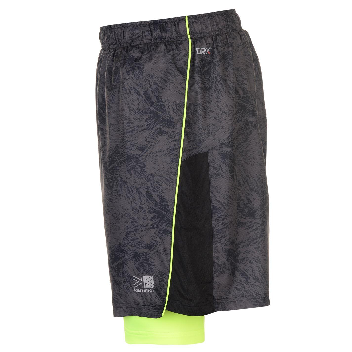 Karrimor-XLite-2in1-Shorts-Performance-Mens thumbnail 14