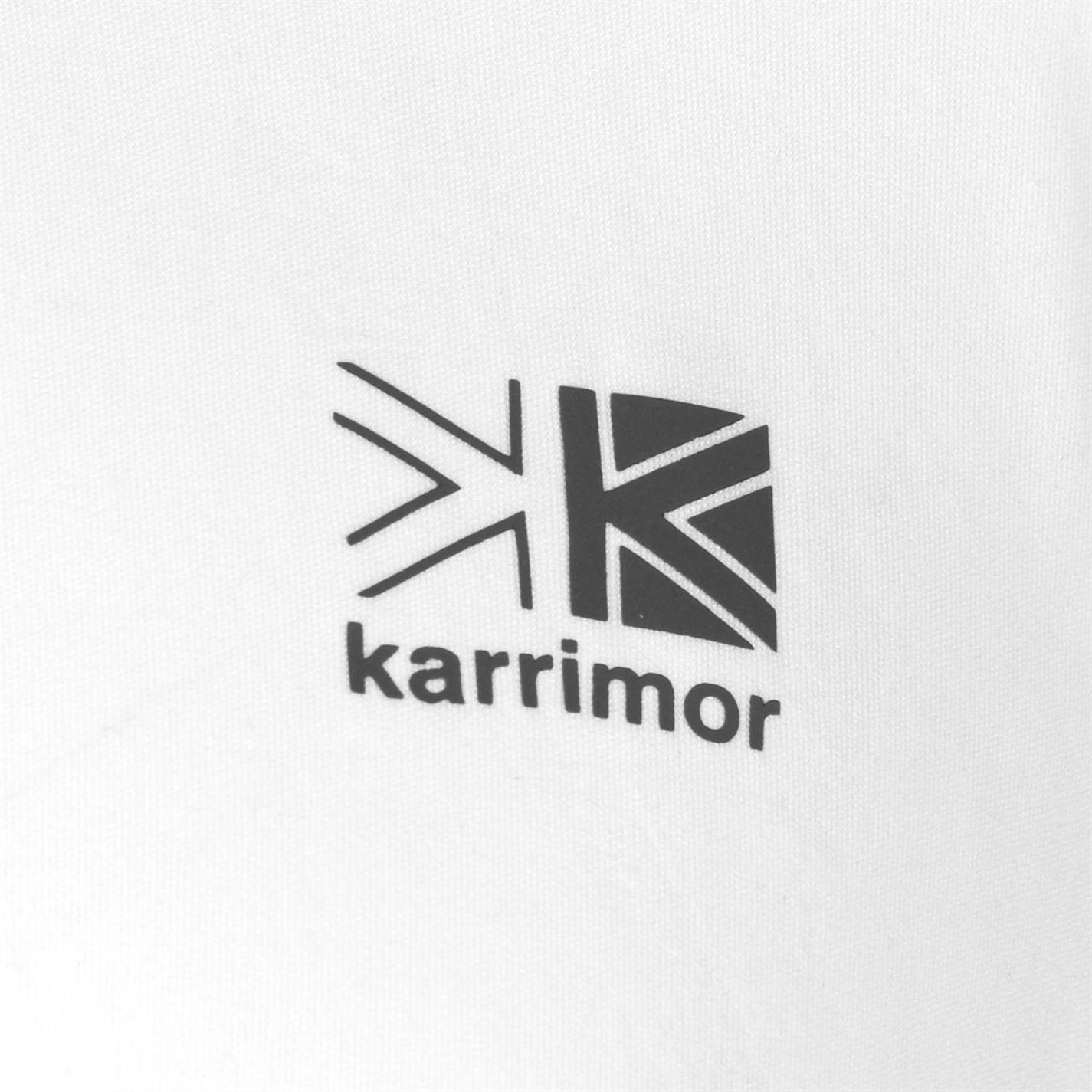 Karrimor-Hombres-X-Lite-Camiseta-mangas-cortas-de-carrera-Rendimiento-Camiseta-Top-Cuello-Redondo miniatura 26