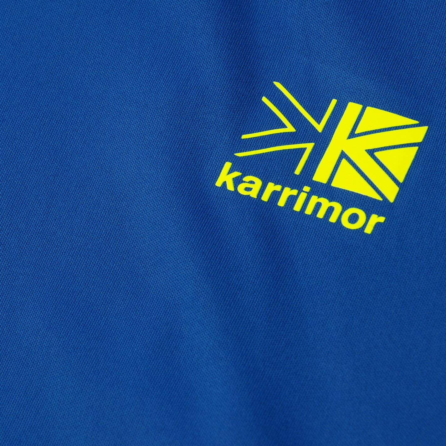 Karrimor-Hombres-X-Lite-Camiseta-mangas-cortas-de-carrera-Rendimiento-Camiseta-Top-Cuello-Redondo miniatura 20