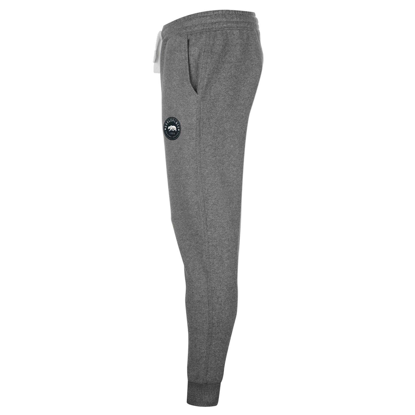 ea4fb9acec97 SoulCal Signature Fleece Sweatpants Mens Gents Jogging Bottoms ...