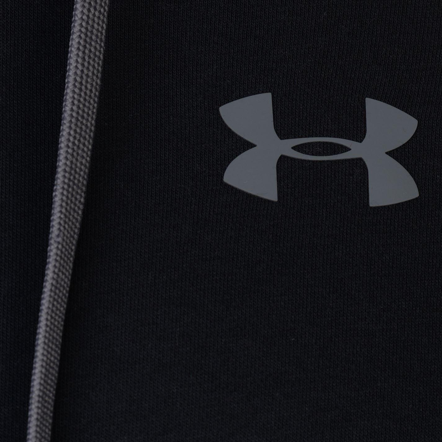 Under-Armour-Mens-Rival-Fitted-Full-Zip-Hoody-Hoodie-Hooded-Top-Breathable-Mesh thumbnail 9