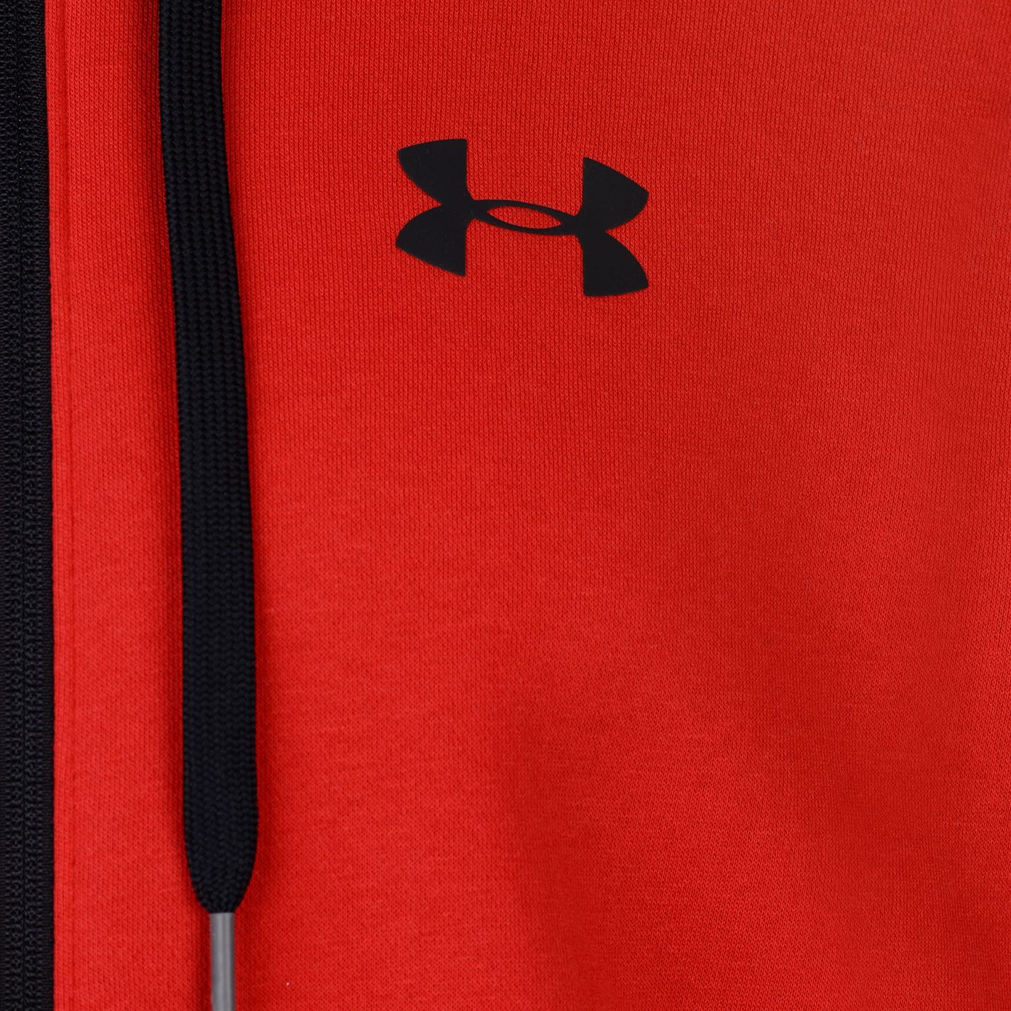 Under-Armour-Mens-Rival-Fitted-Full-Zip-Hoody-Hoodie-Hooded-Top-Breathable-Mesh thumbnail 12