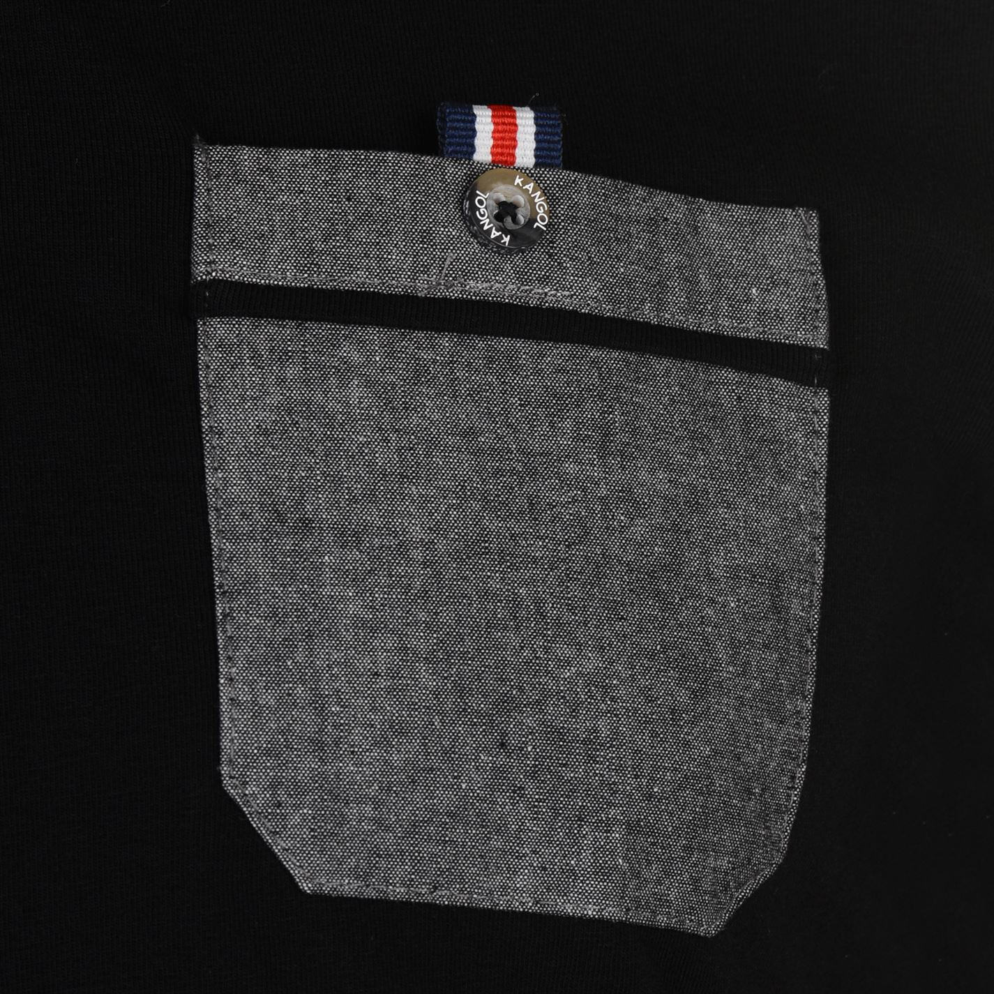 Kangol-Mens-Cham-Short-Sleeve-Polo-Shirt-Classic-Fit-Tee-Top-Lightweight-Colour thumbnail 6
