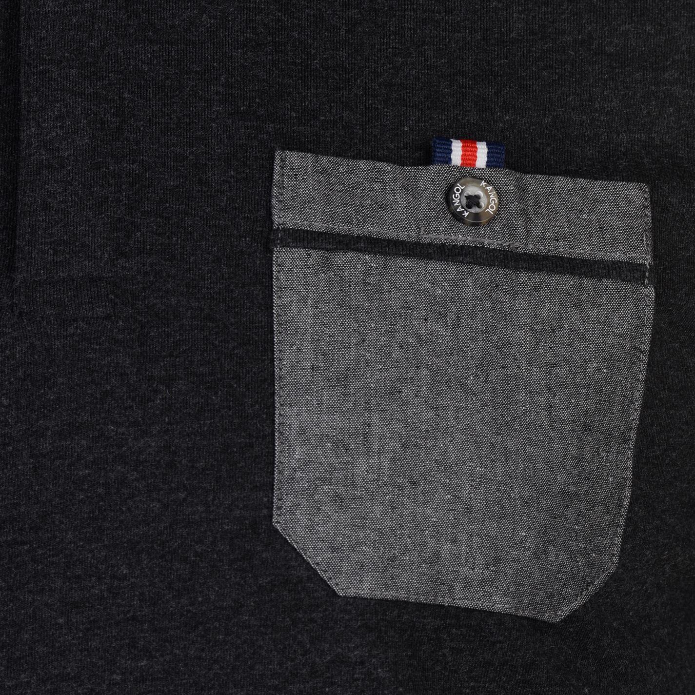 Kangol-Mens-Cham-Short-Sleeve-Polo-Shirt-Classic-Fit-Tee-Top-Lightweight-Colour thumbnail 14