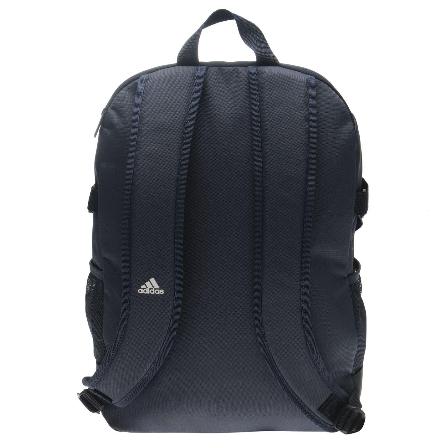 4d94d04dbf22 adidas Unisex Power 4 Backpack Back Pack Zip ClimaCool Mesh | eBay