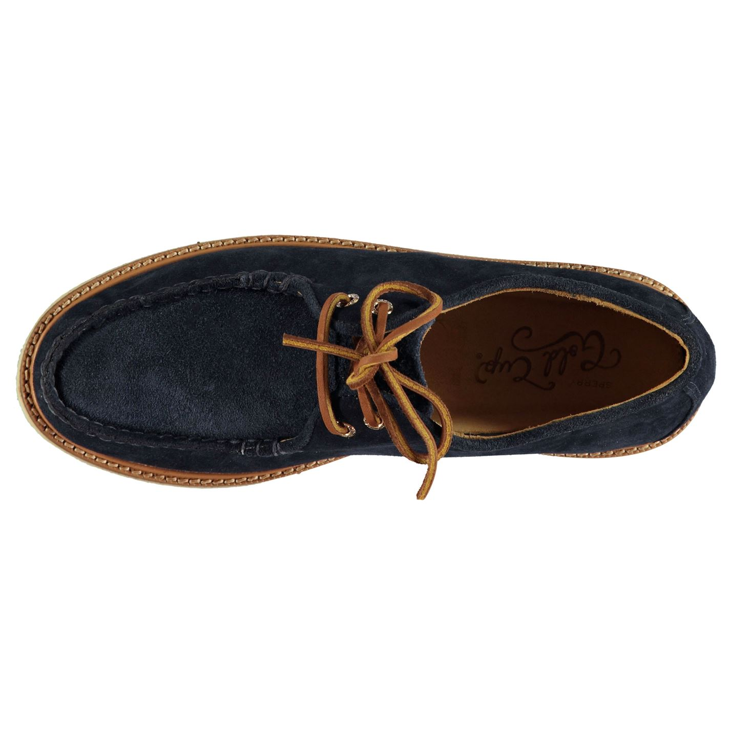 b8a3fbe382bb Gents Crepe Suede Mens Cl99 Everyday Blue Captain Shoes Sperry ZIq5zz