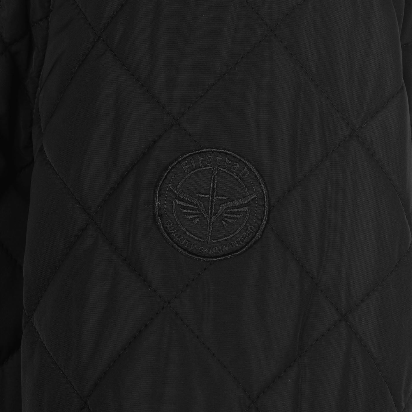 Mens-Firetrap-Kingdom-Jacket-Quilted-Long-Sleeve-New thumbnail 6